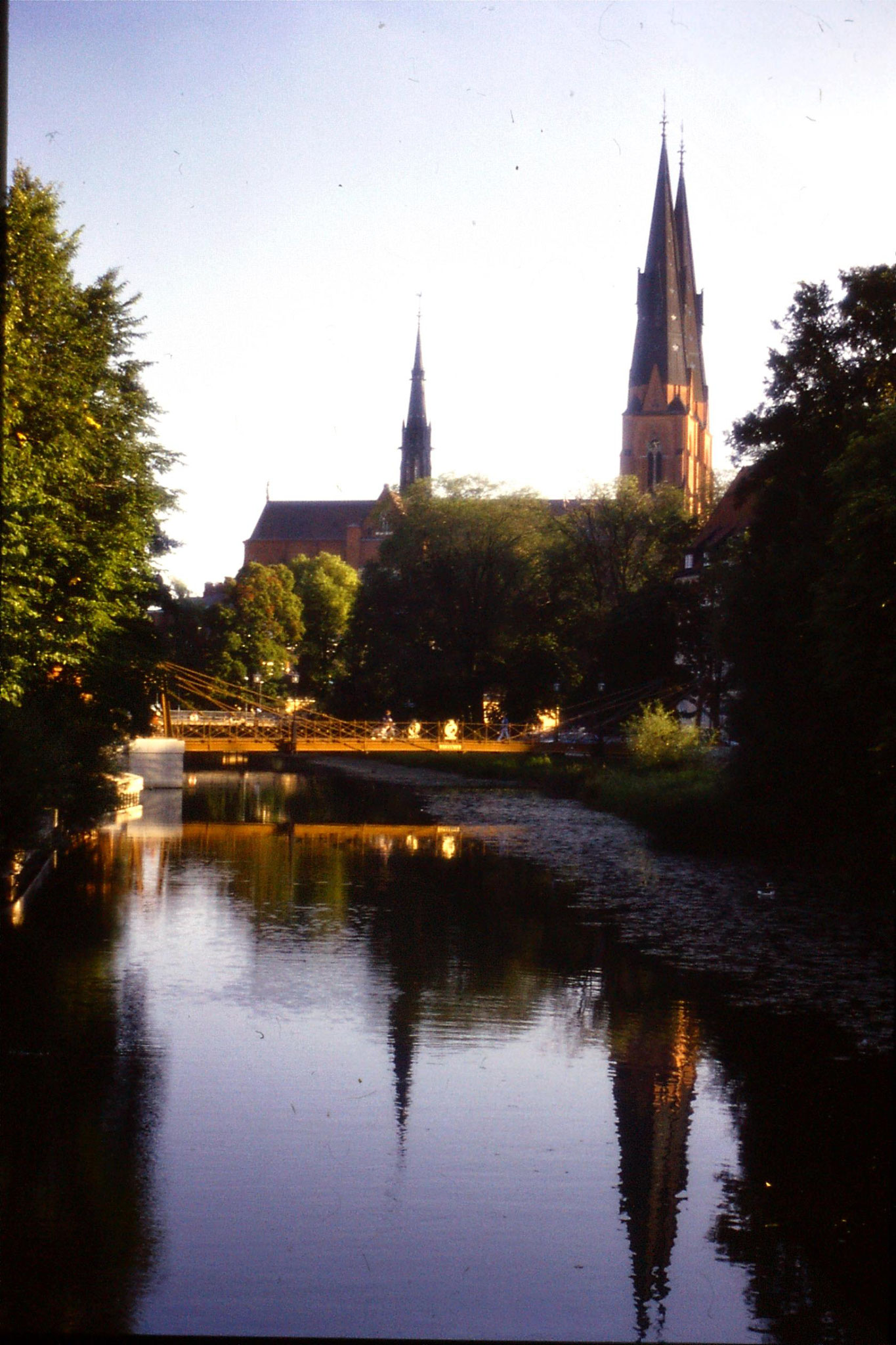 9/9/1988: 1: Uppsala cathedral