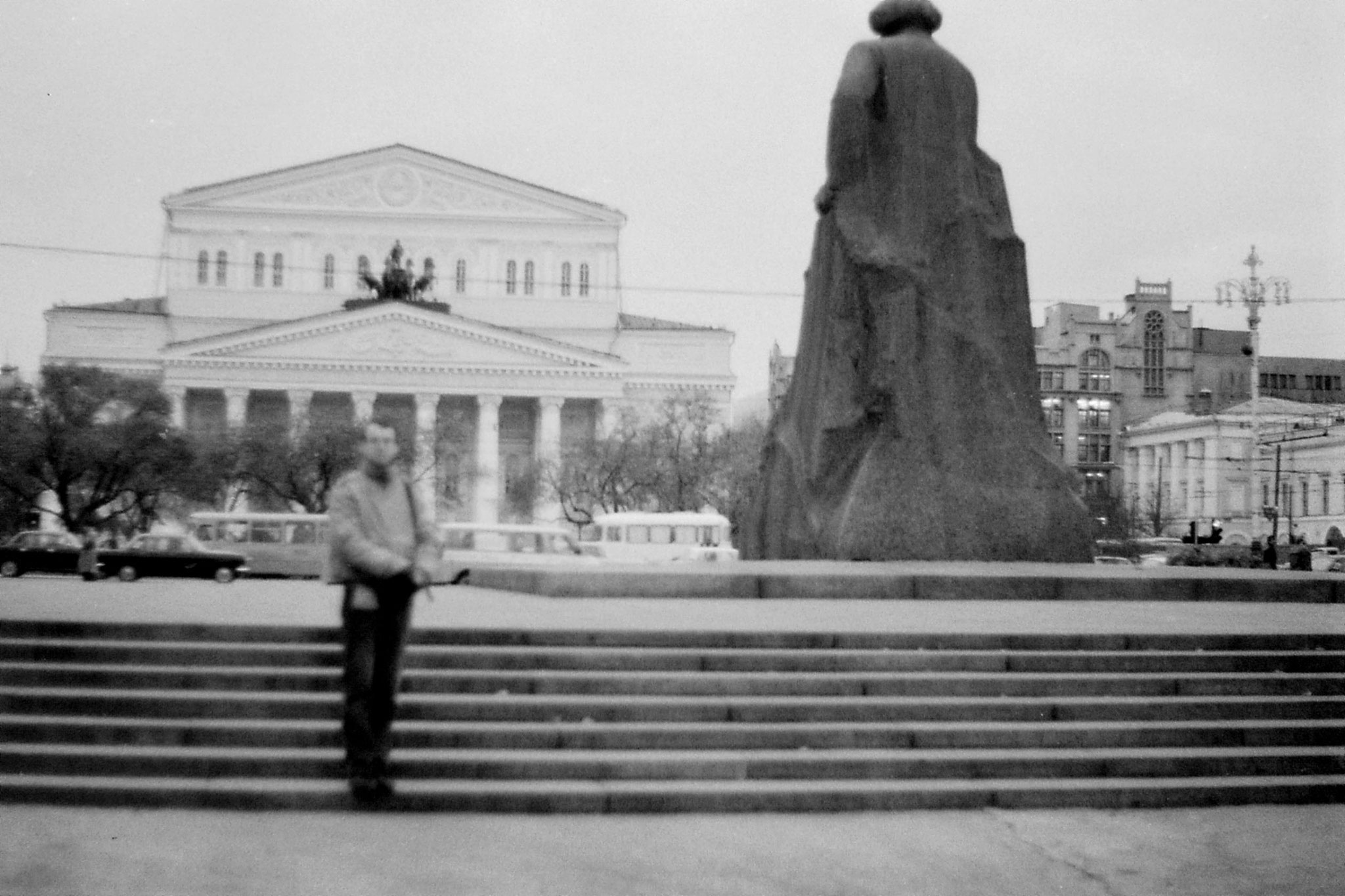 17/10/1988: 7: Marx and Bolshoi Ballet