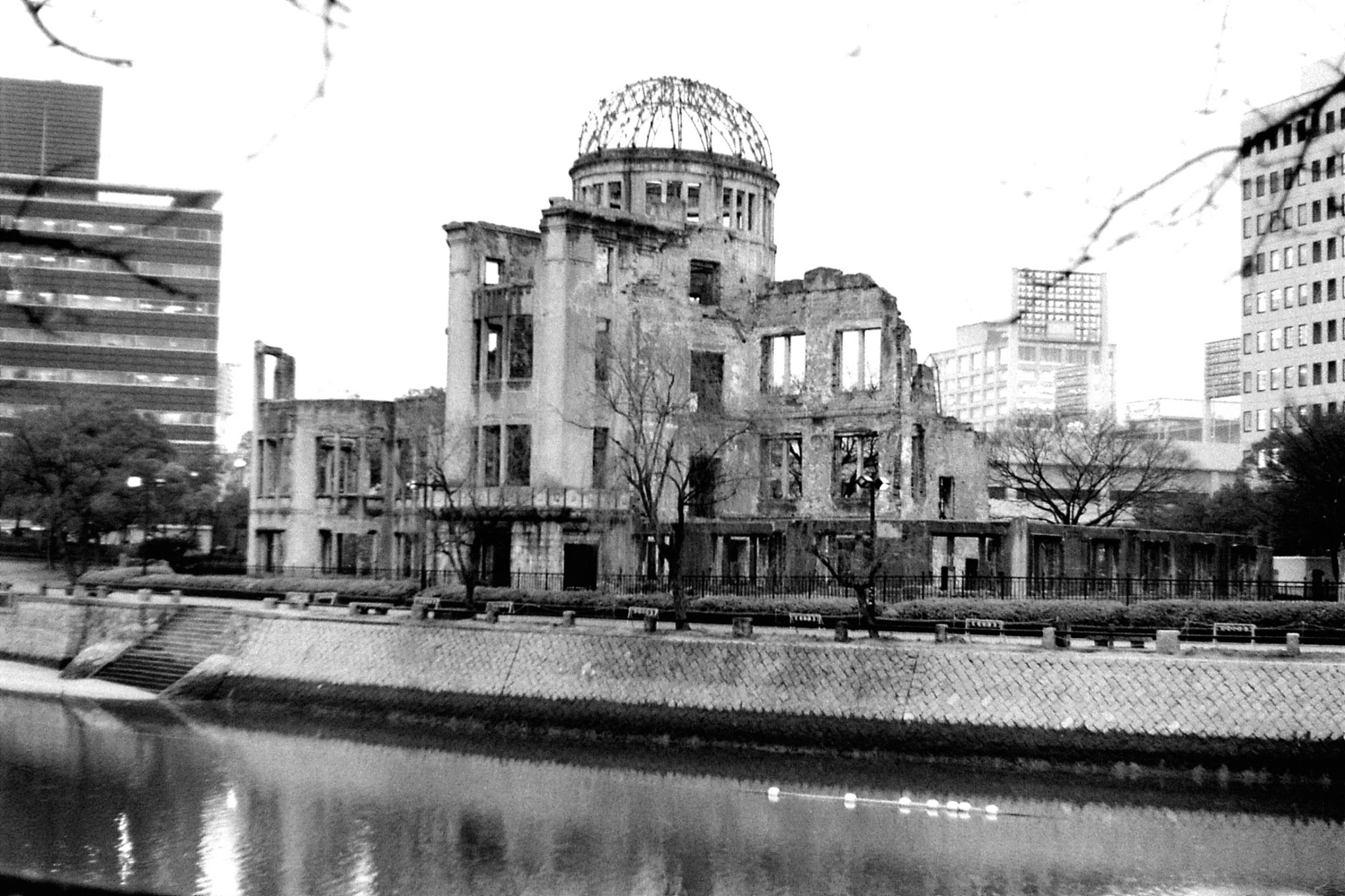 18/1/1989: 15: Hiroshima dome
