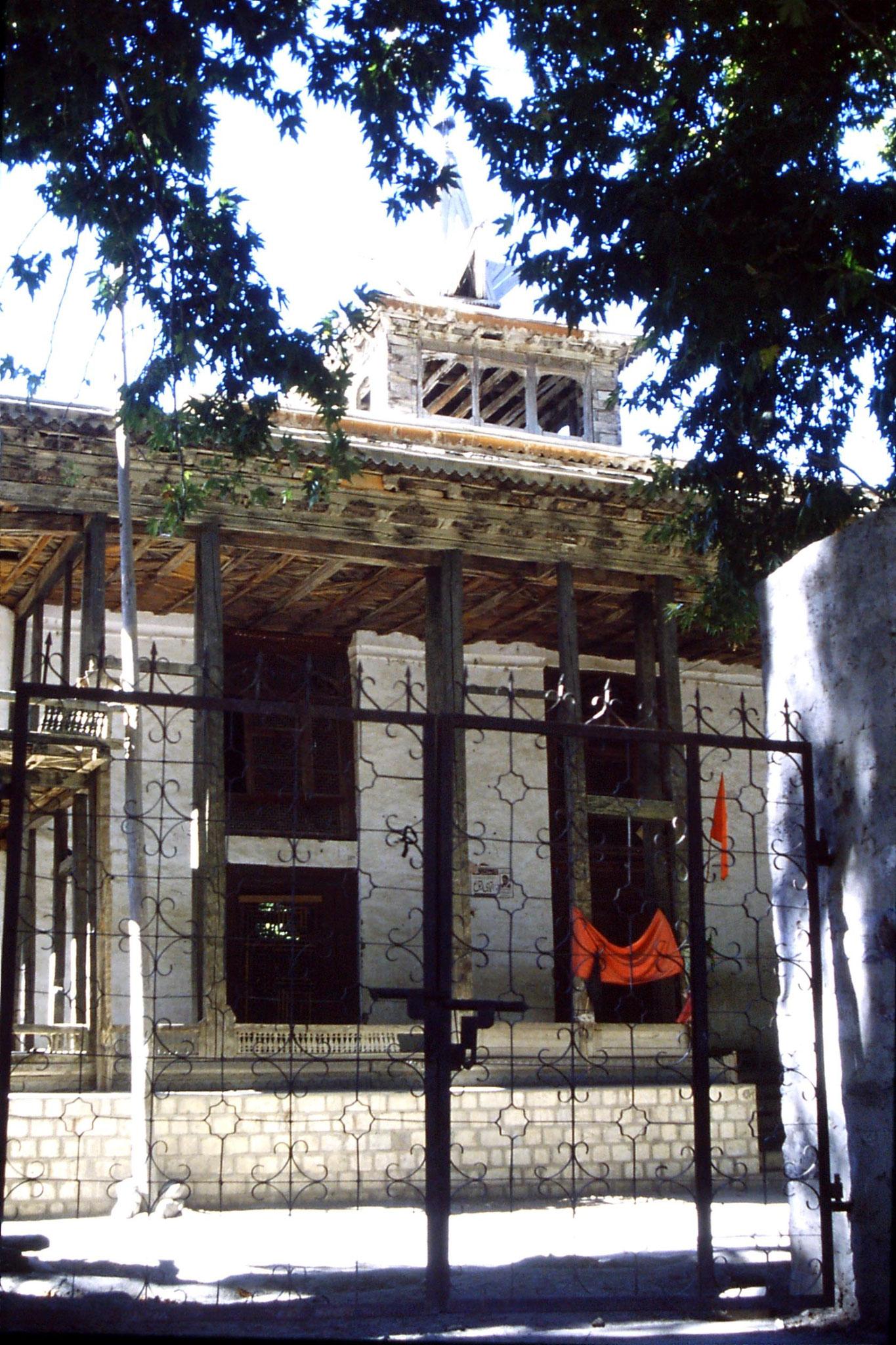 20/10/1989:10:  Shigar, 'Tibetan Mosque'