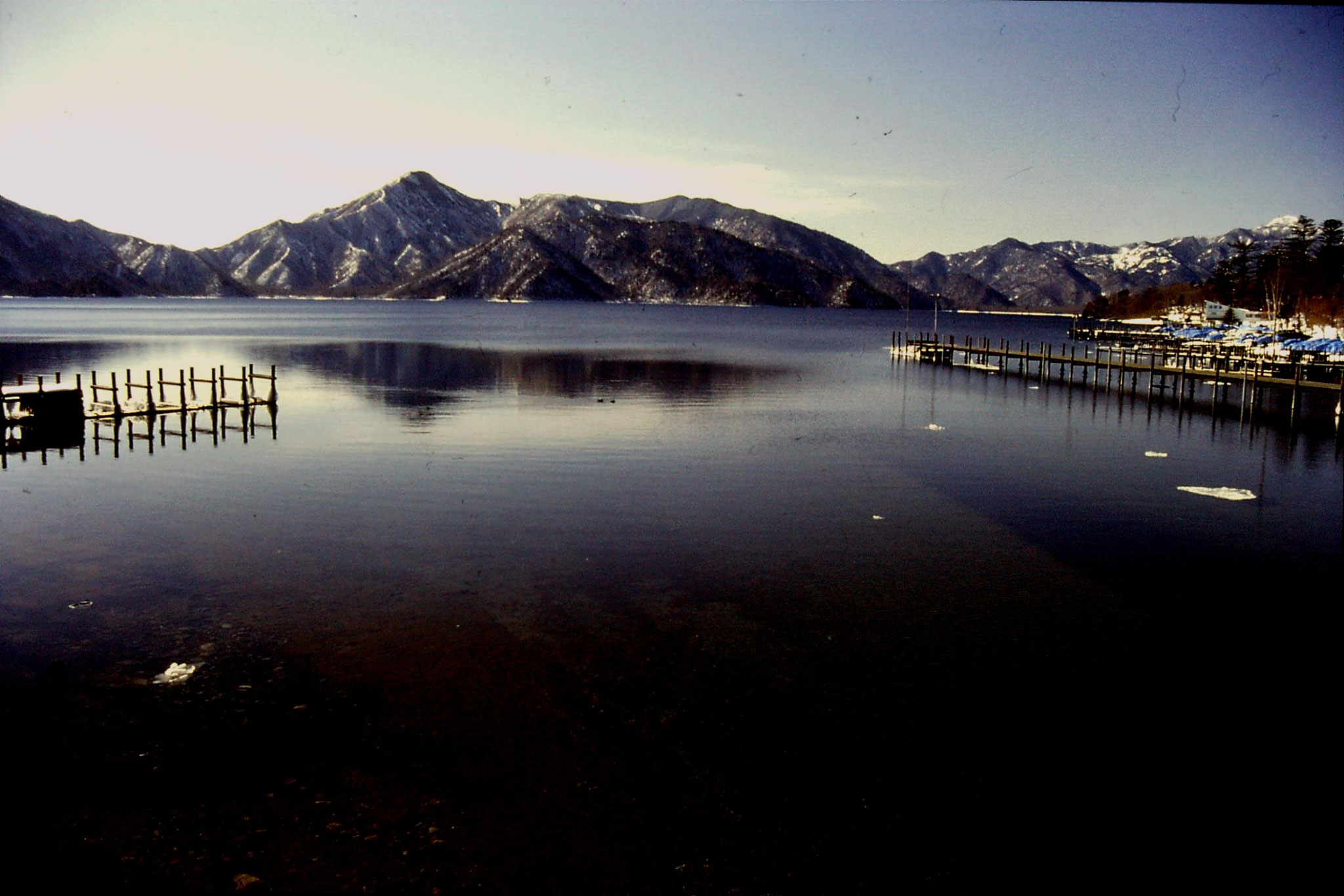 30/1/1989: 8: Lake Chusenji