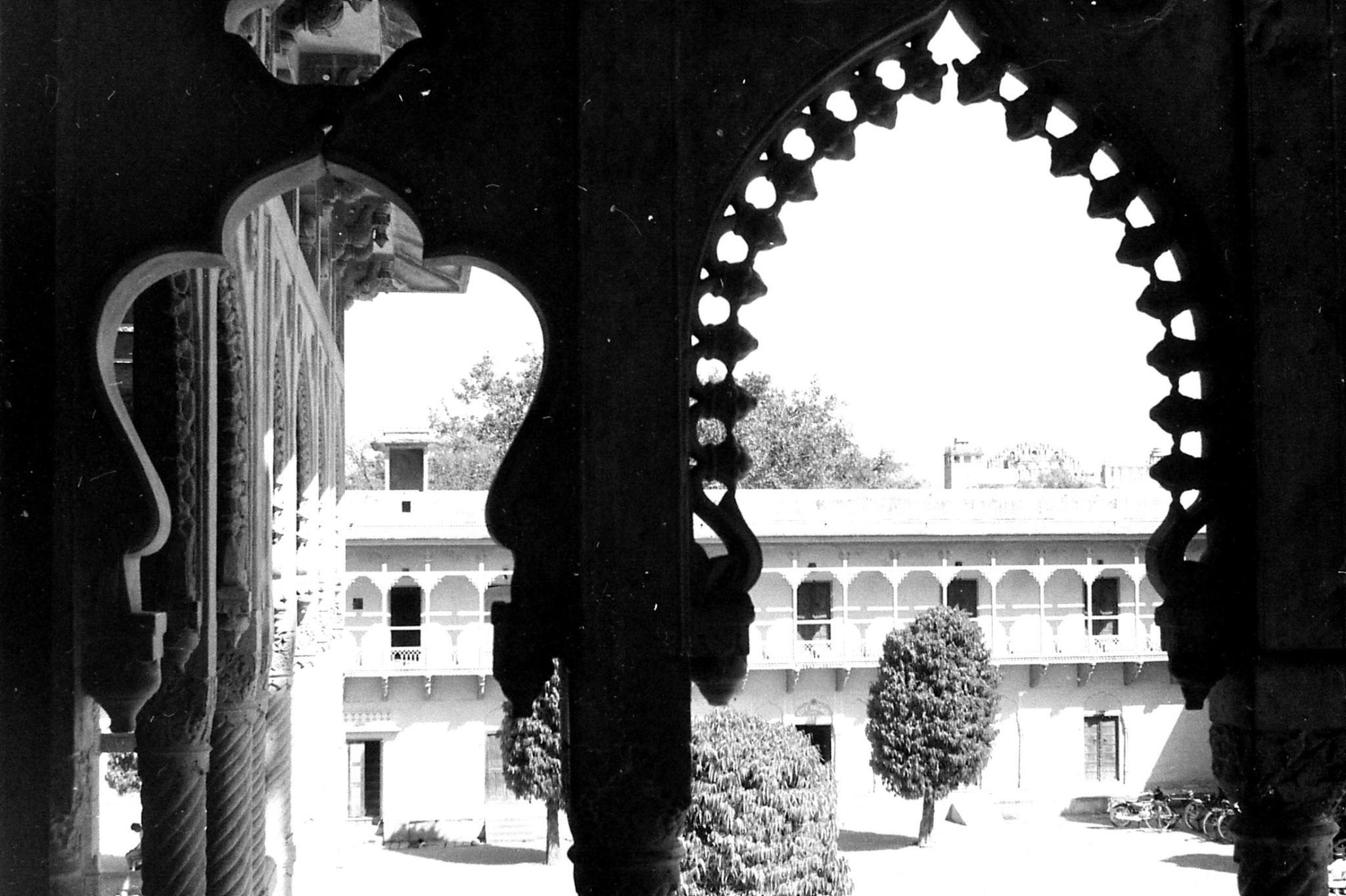 3/4/1990: 33: Jaipur Palace