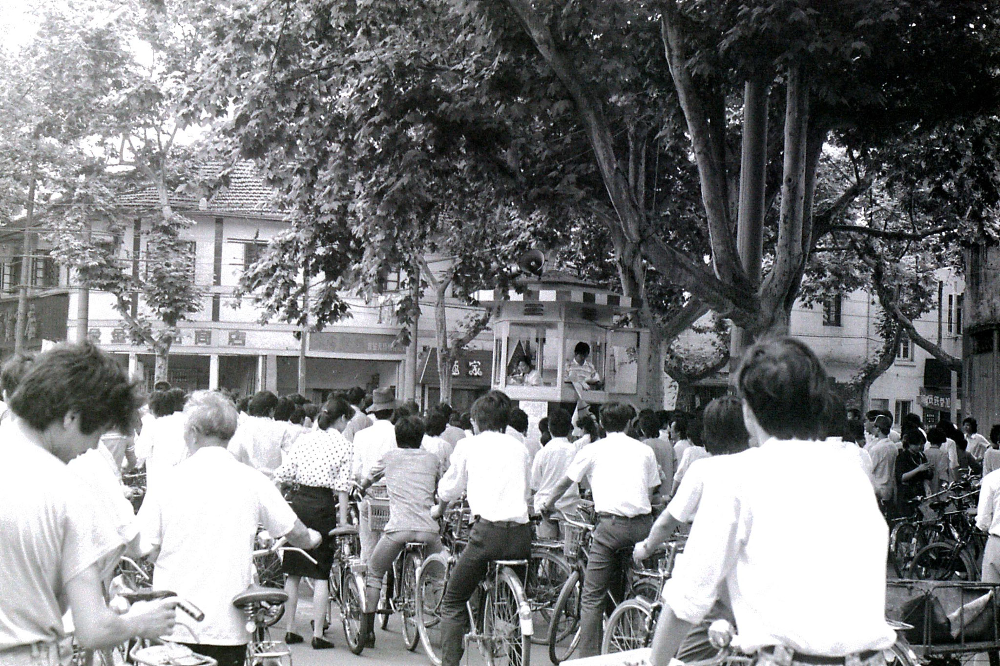 6/6/1989: 28: demonstrations around Hangzhou