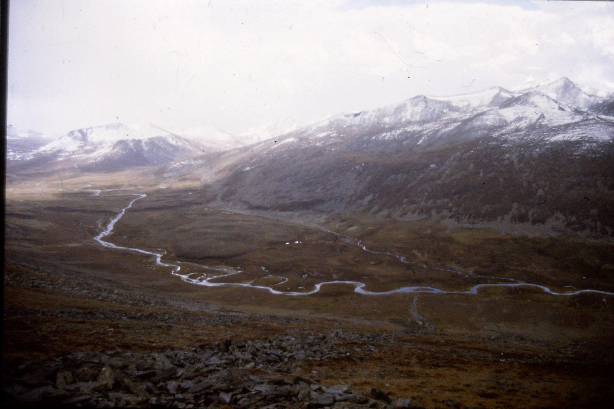 6/10/1989: 33: below Babusar Pass