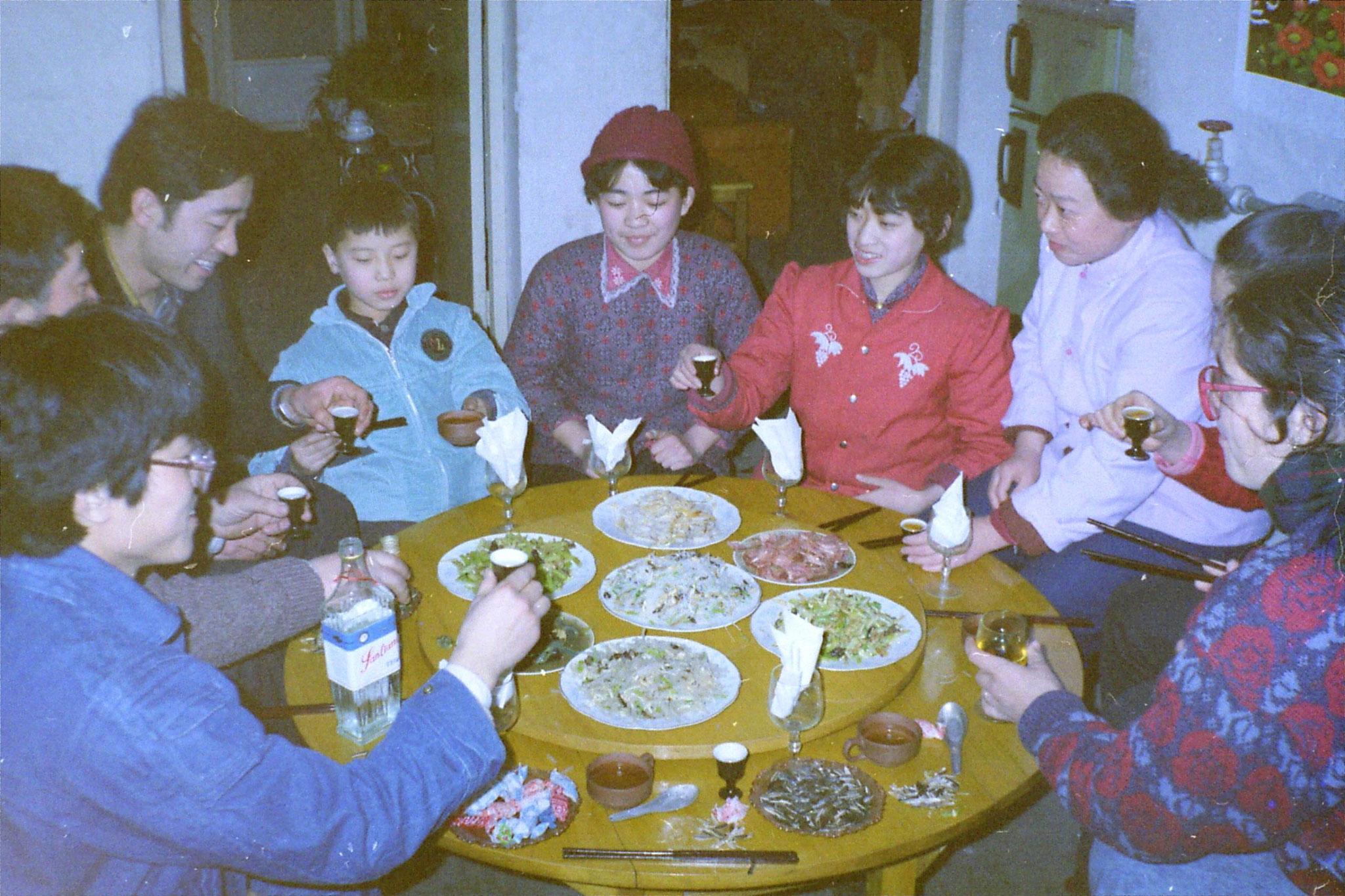 15/2/1989: 23: Liu Bo's cousin's flat