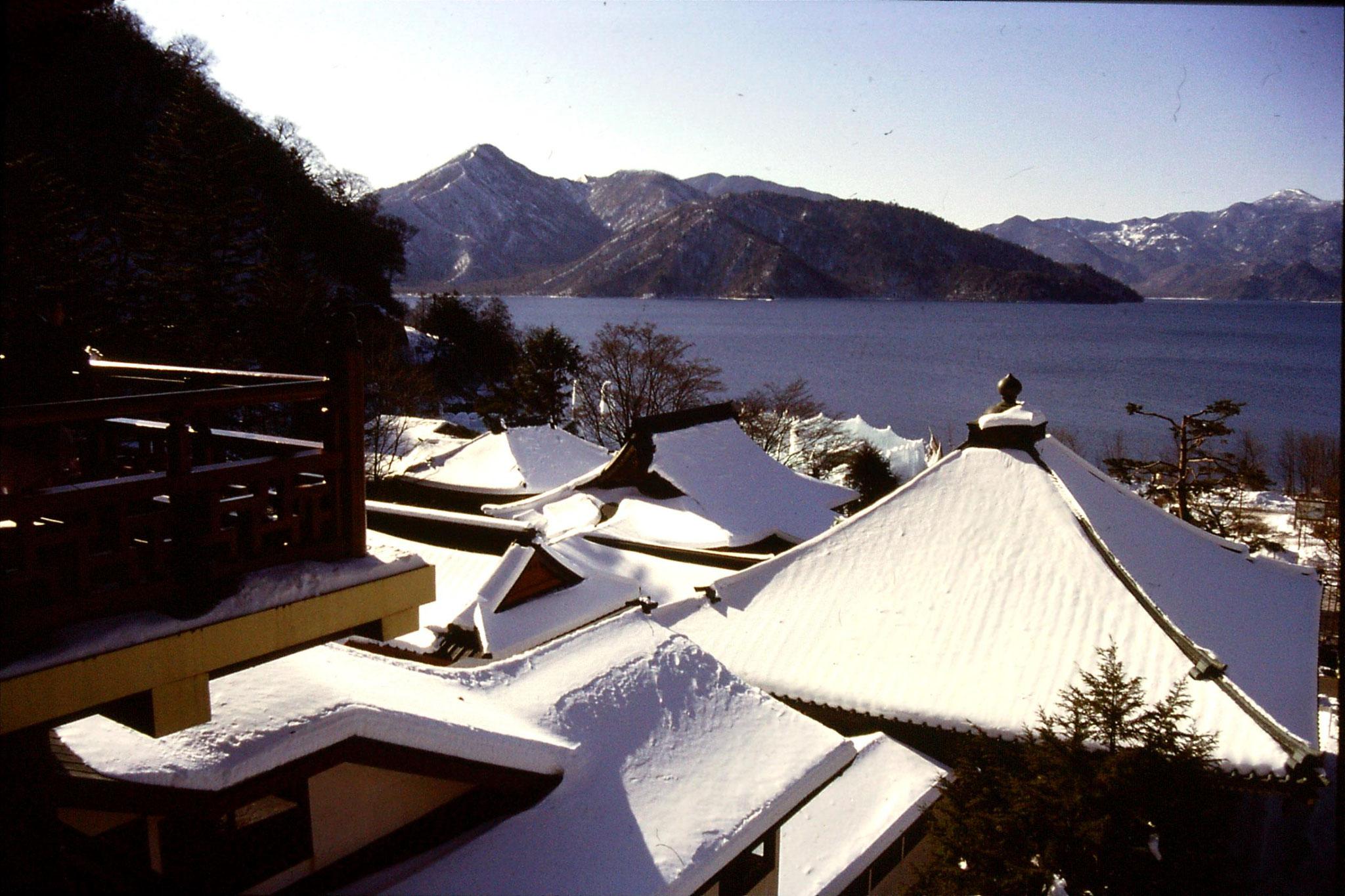 30/1/1989: 9: Tachikikannon Temple