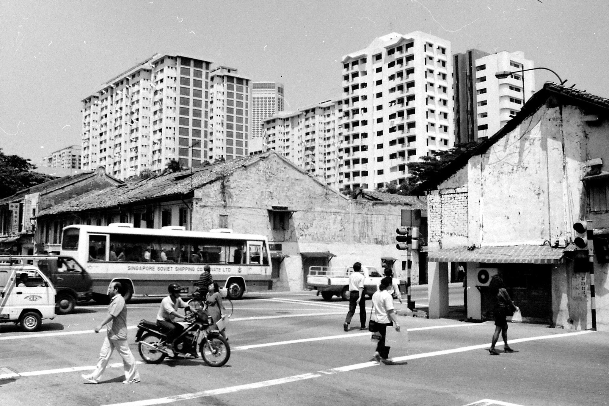 2/7/1990: 19: Singapore Chinatown