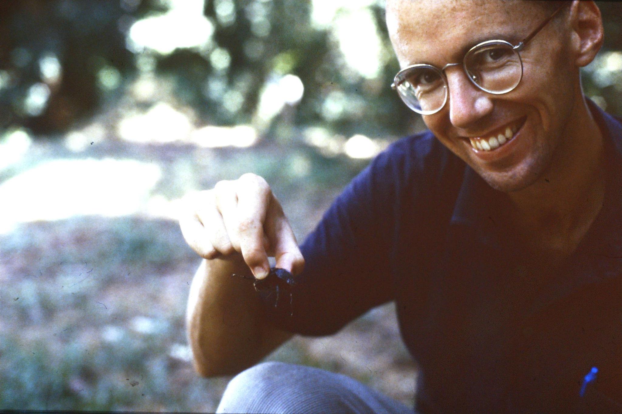 23/6/1990: 34: Tamen Negara beetle