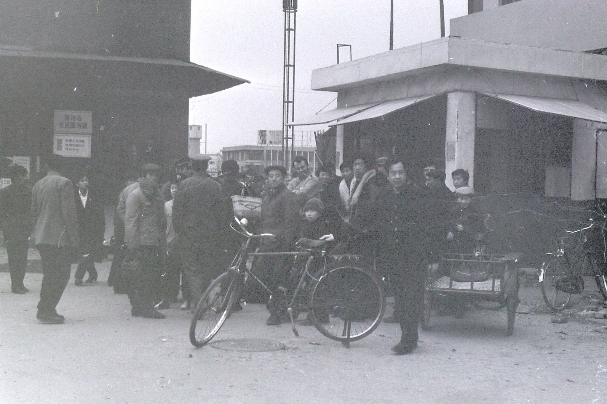 14/2/1989: 35: Weifang station
