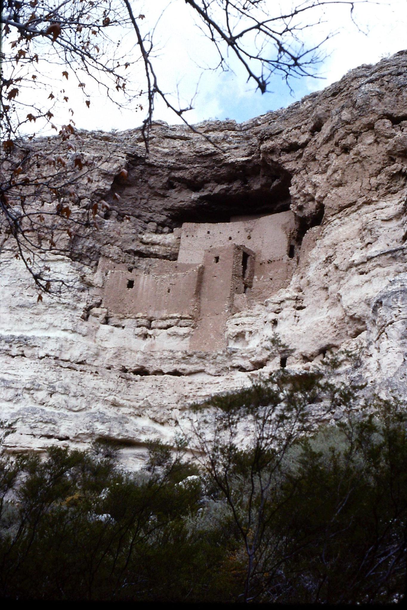 13/12/1990: 11: Montezuma's Castle