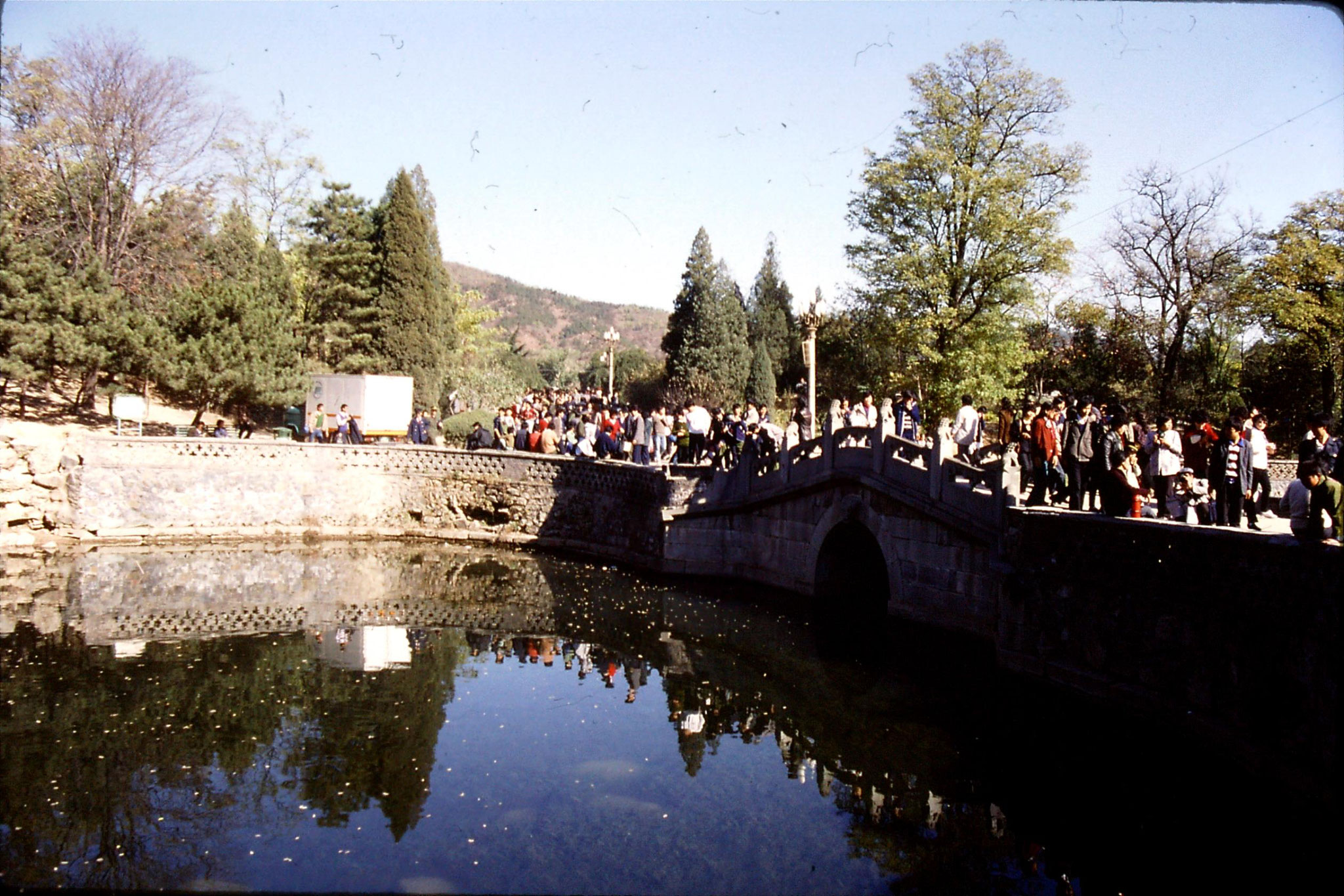 6/11/1988: 28: outing to Xiangshan
