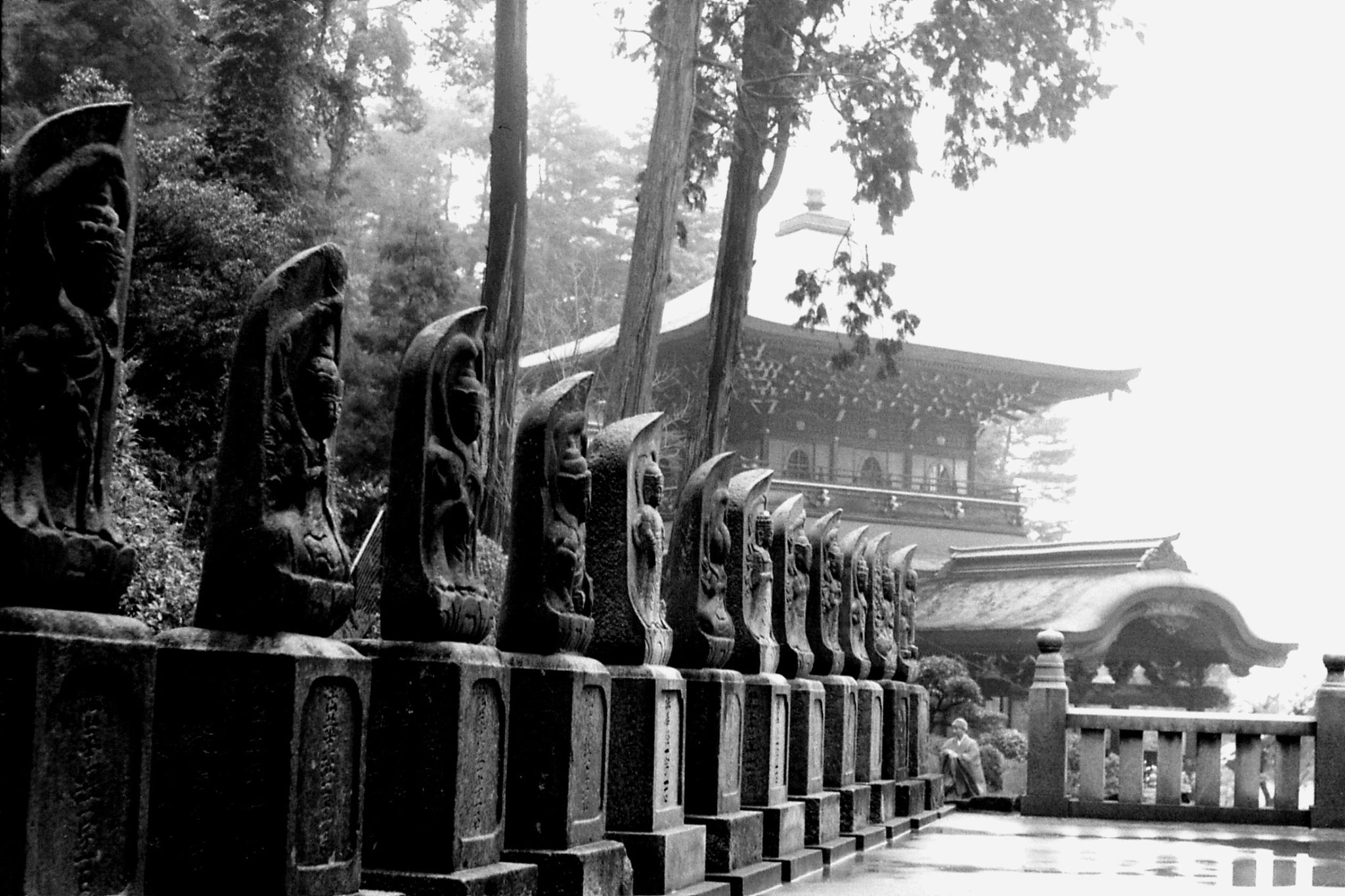 23/1/1989: 4: Miyajima: Dashoin Temple