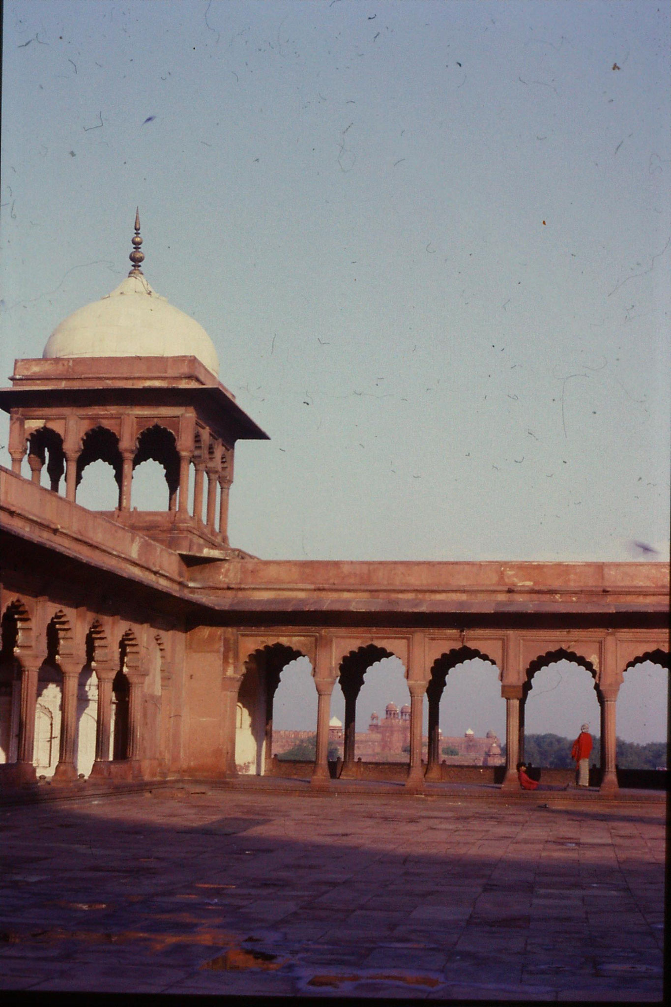 24/11/1989: 24: Delhi Red Fort & Jami Masjid