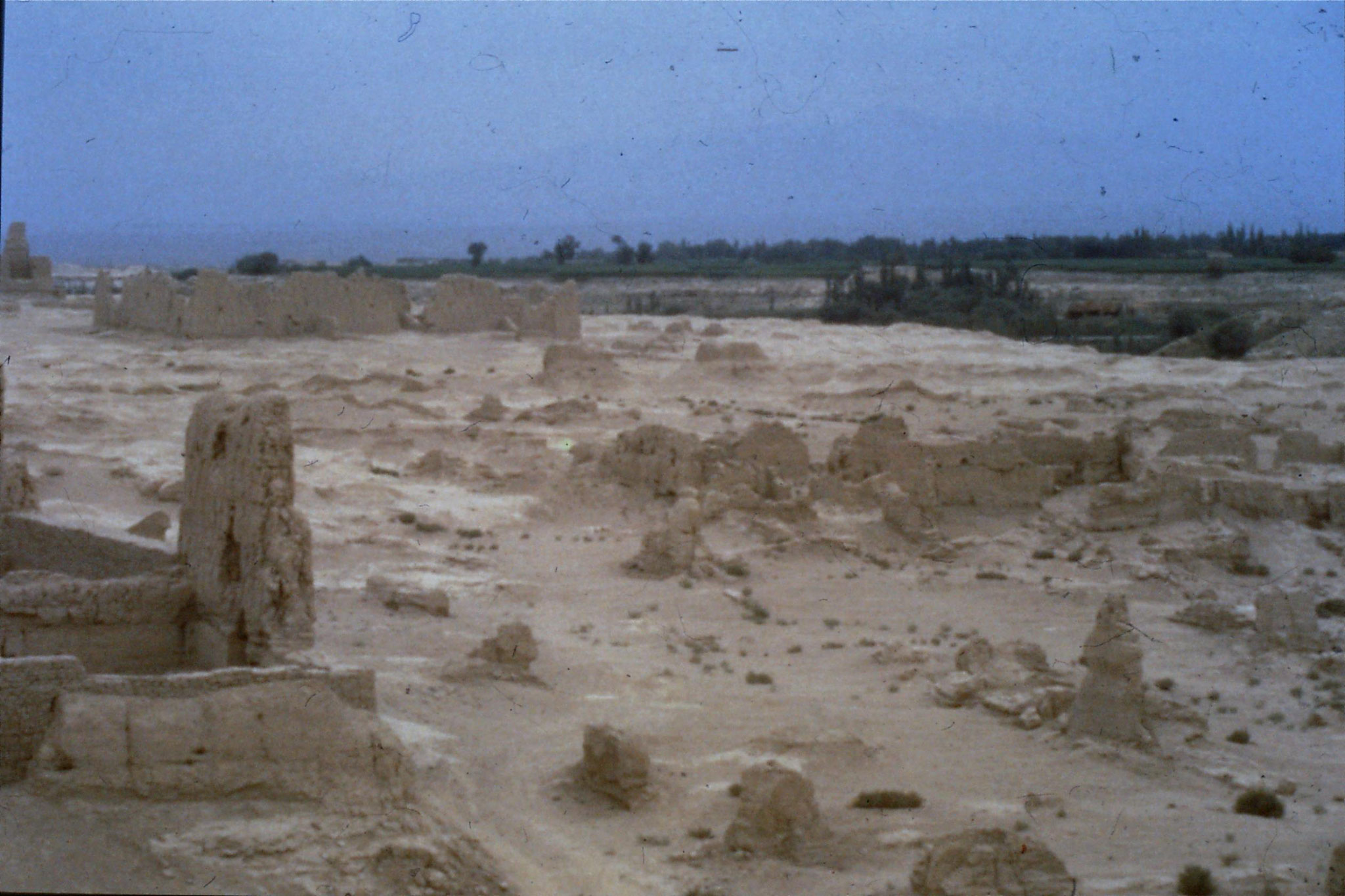 29/8/1989:32: Ruins of Jiaohe