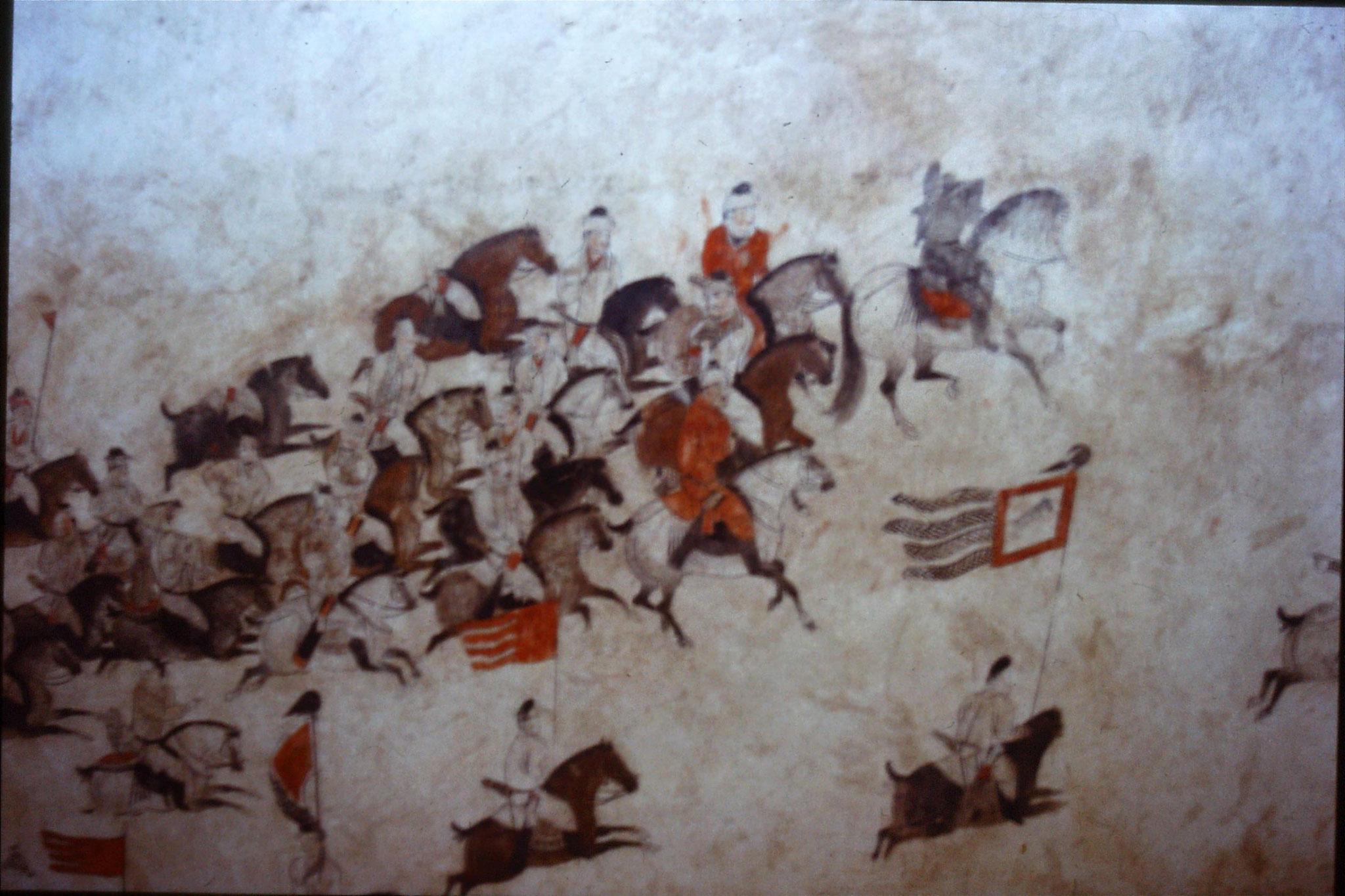 7/3/1989: 29: Zhang Huai tomb fresco
