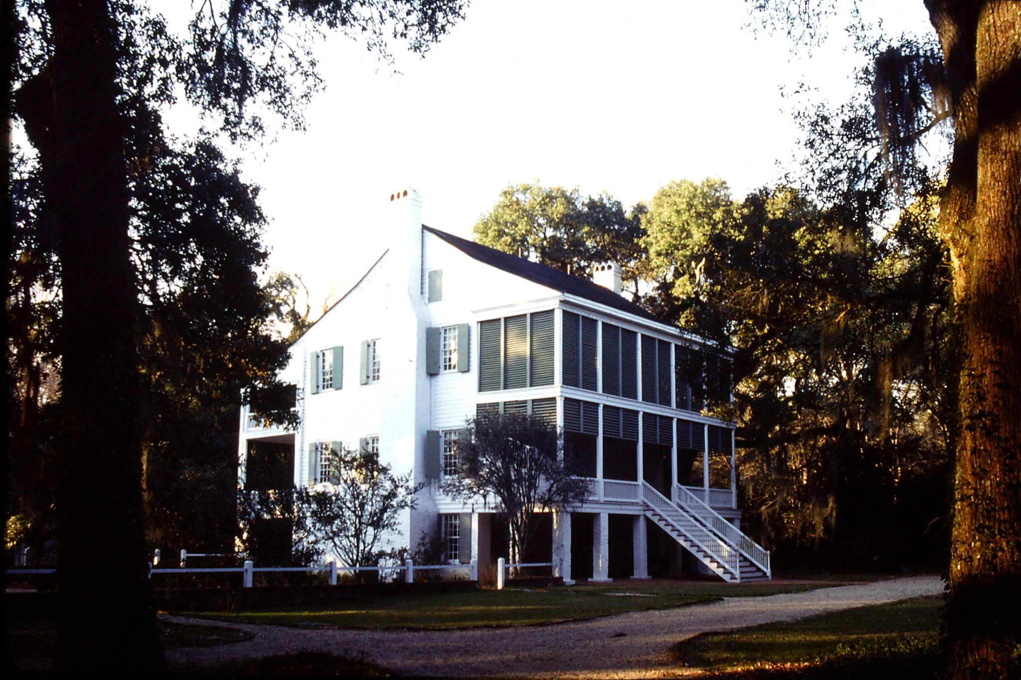 14/1/1991: 37: Louisiana, Audubon House
