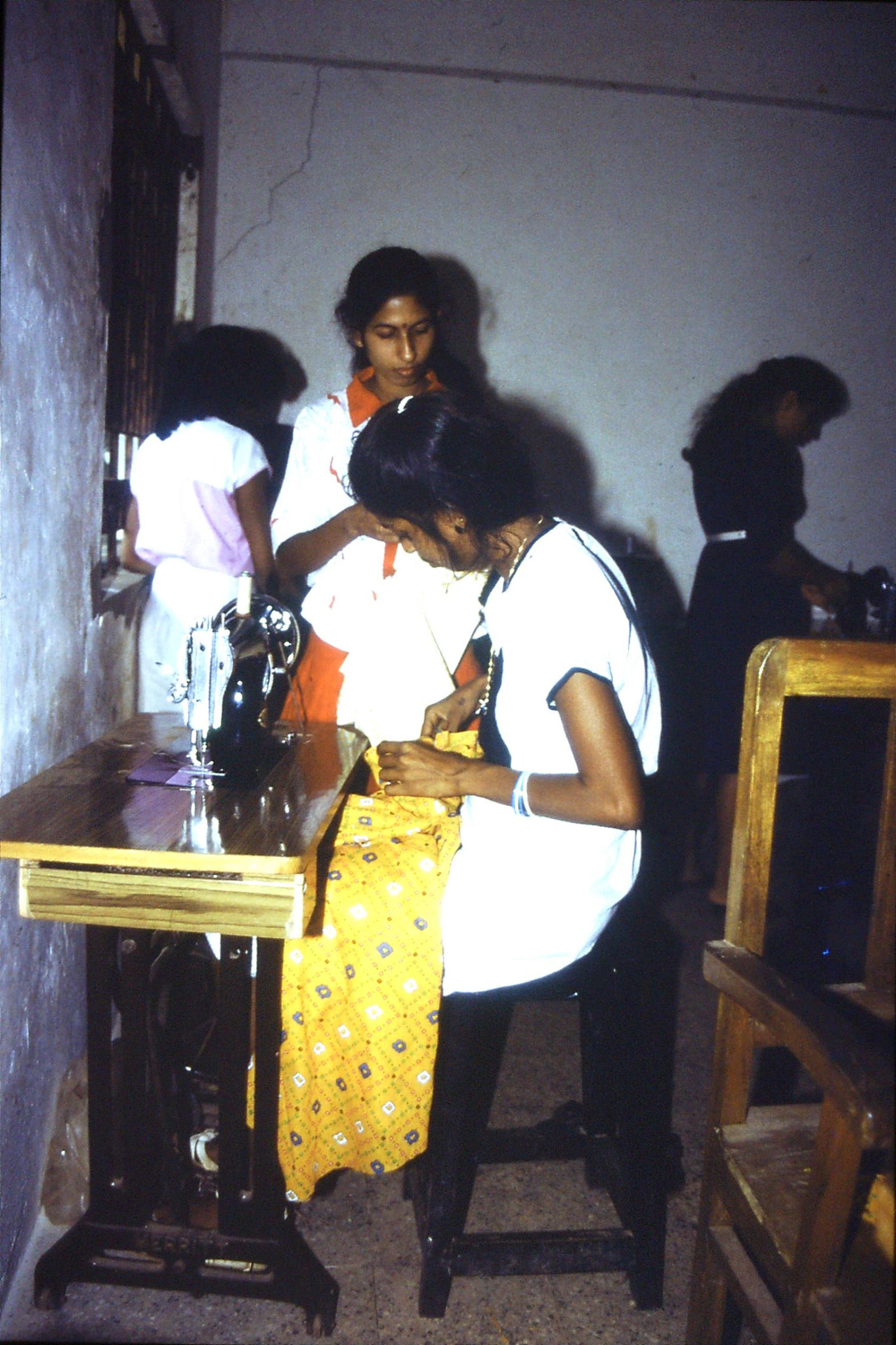 4/1/1990: 33: Goa Candolim St Theresa's vocational college