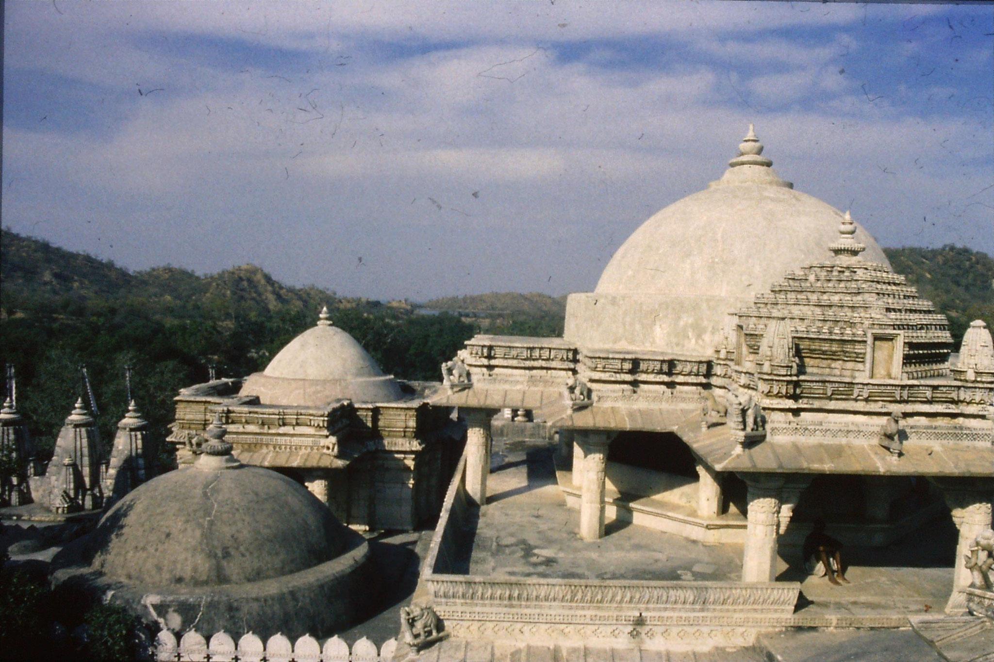 6/12/1989: 15: Ranakpur Jain temple