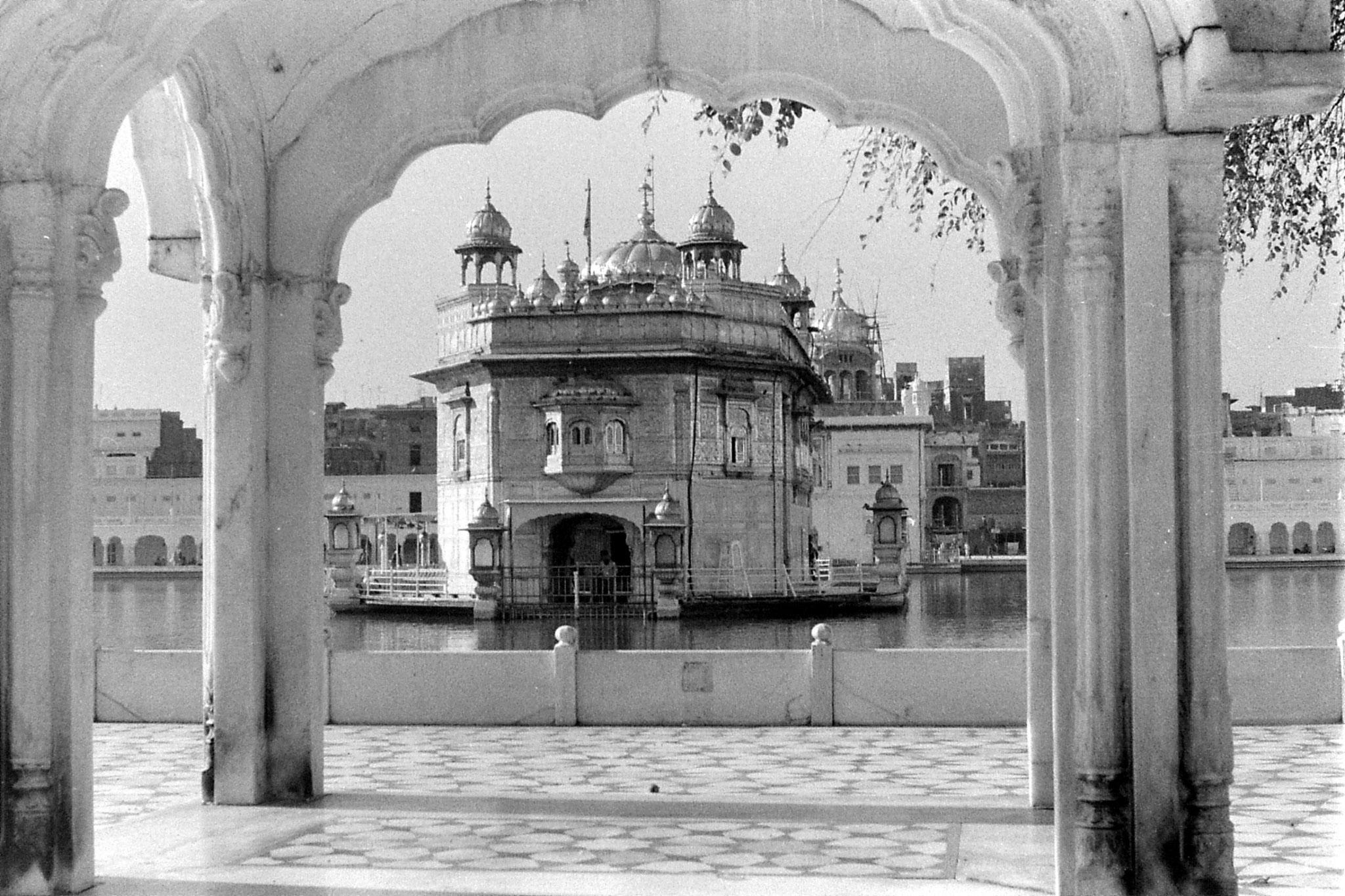17/11/1989: 5: Amritsar Golden Temple