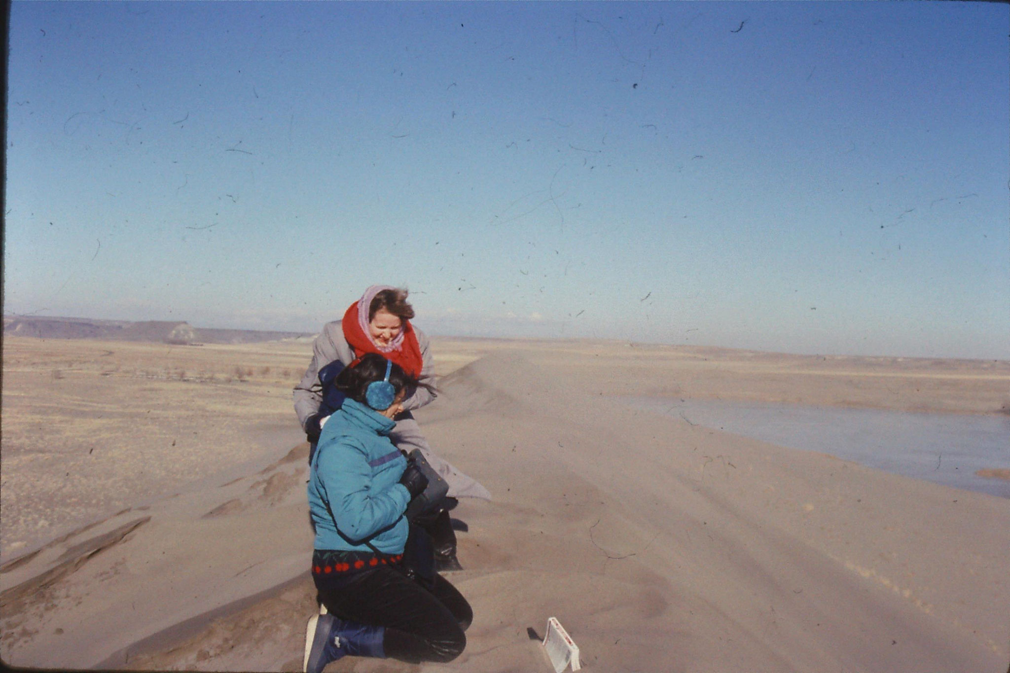 24/1/1991: 33: Bruneau Sand Dunes: E, E, and H