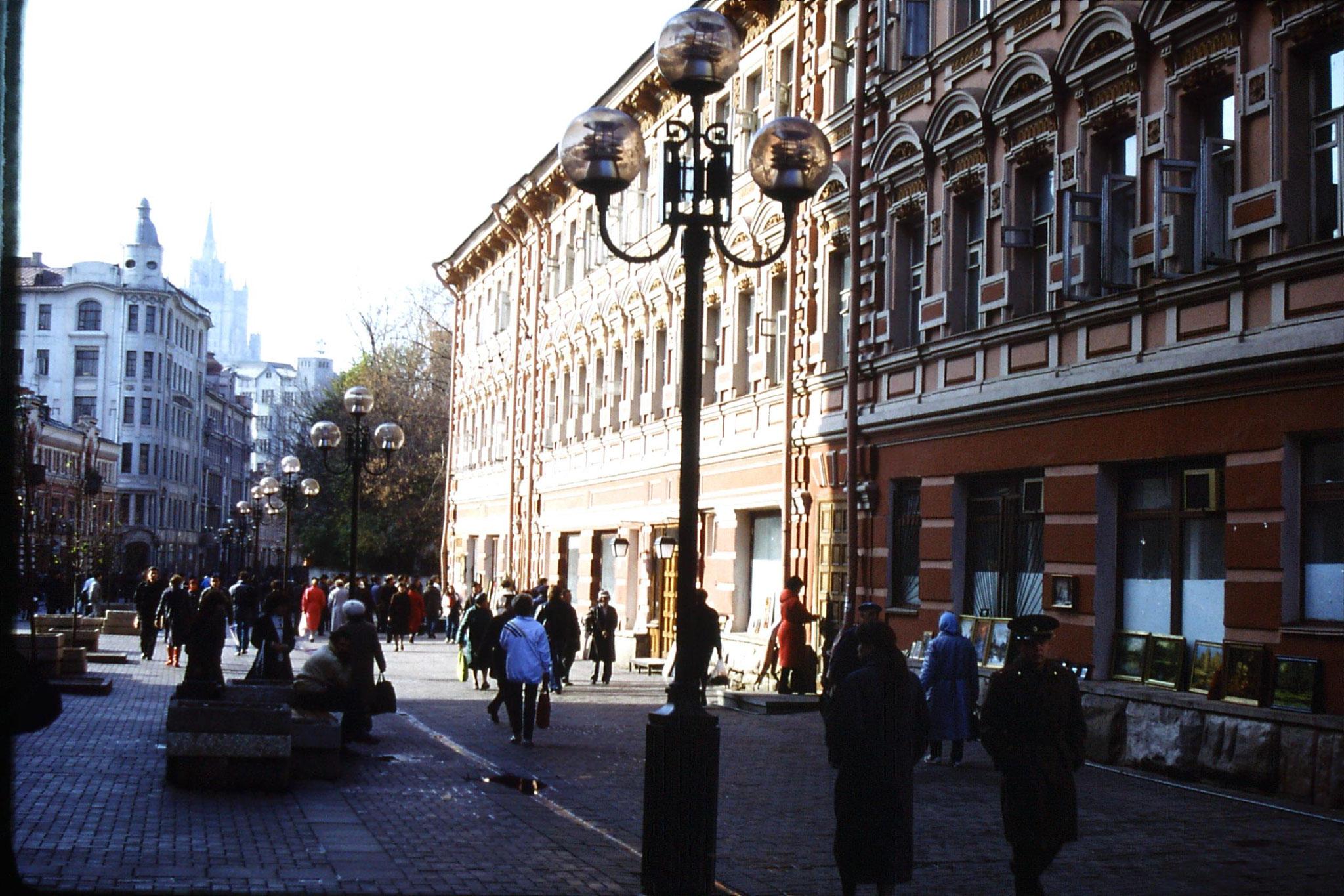 17/10/1988: 11: Arbat street