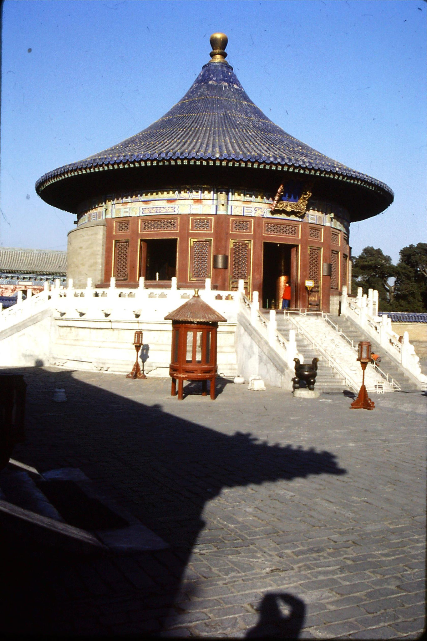 2/12/1988: 18: Tiantan Park