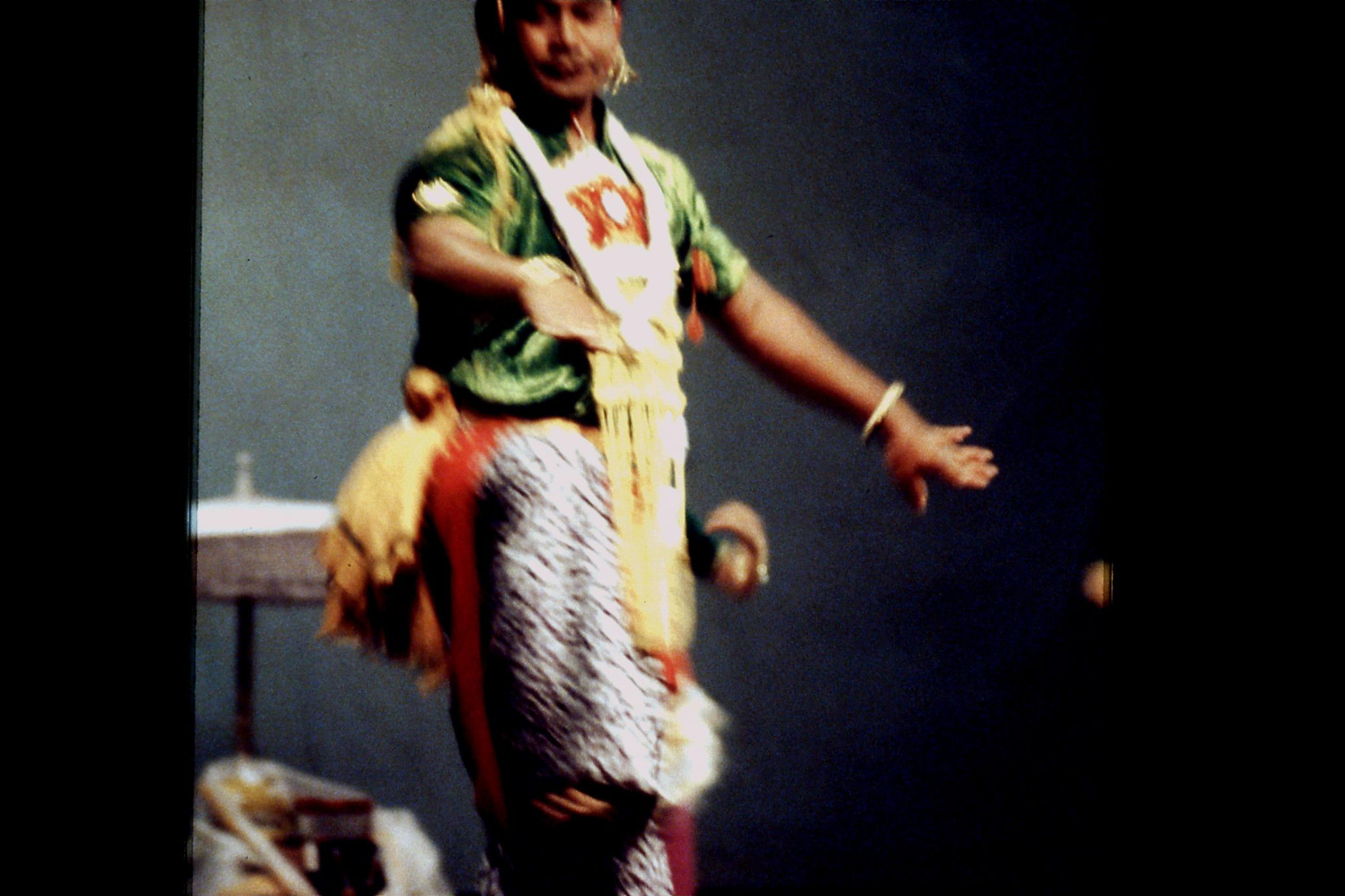 114/05: Imphal - Nehru Manipur Dance Academy show