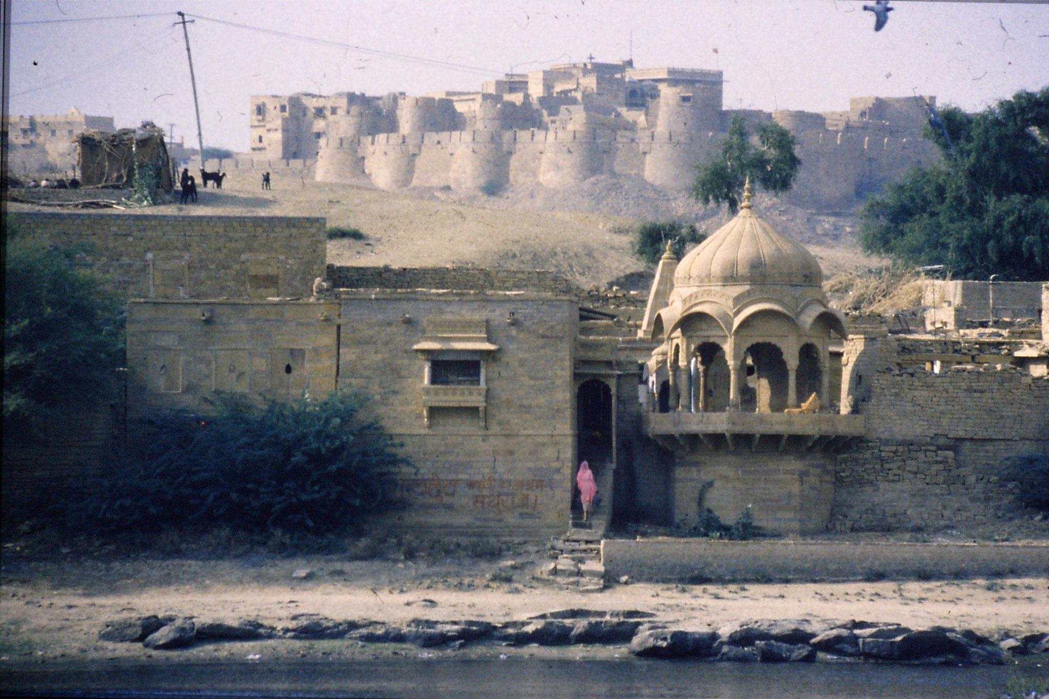 1/12/1989: 23: Jaisalmer Ghadisar Tank