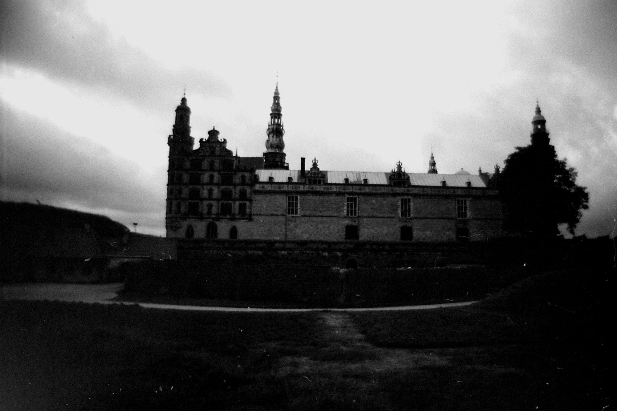 19/9/1988: 20: DENMARK: Helsingor Kronburg Castle