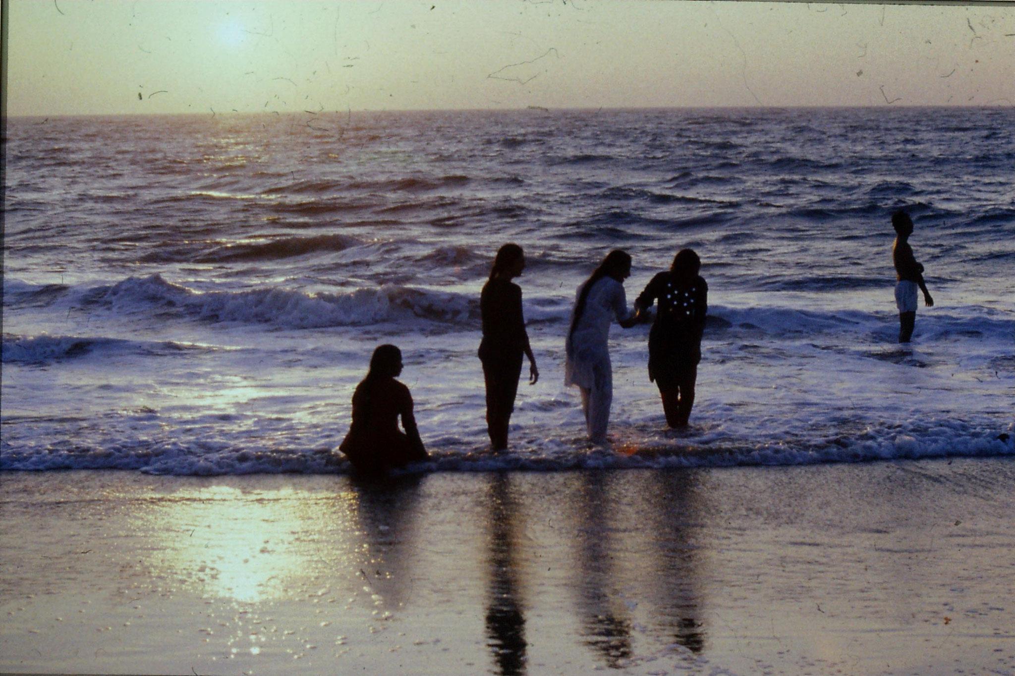 2/1/1990: 17: Calangute beach