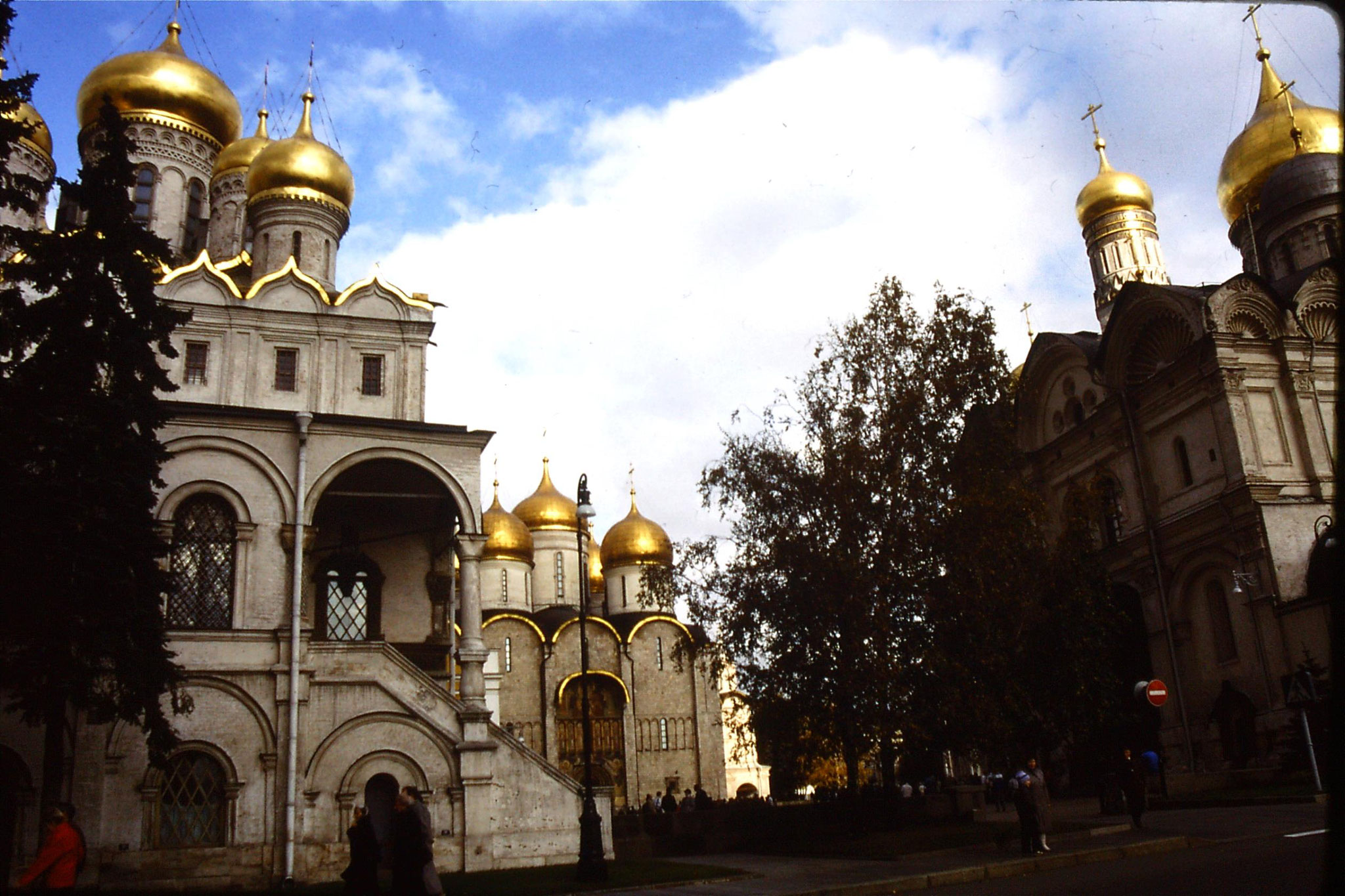17/10/1988: 3: Kremlin Cathedral of Annunciation