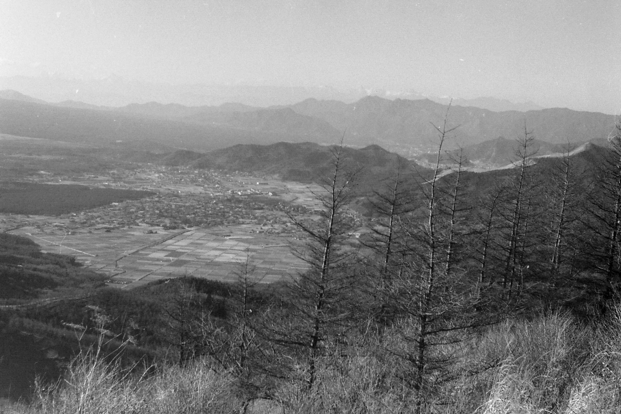 30/12/1988: 4:  from top of Ishiwari