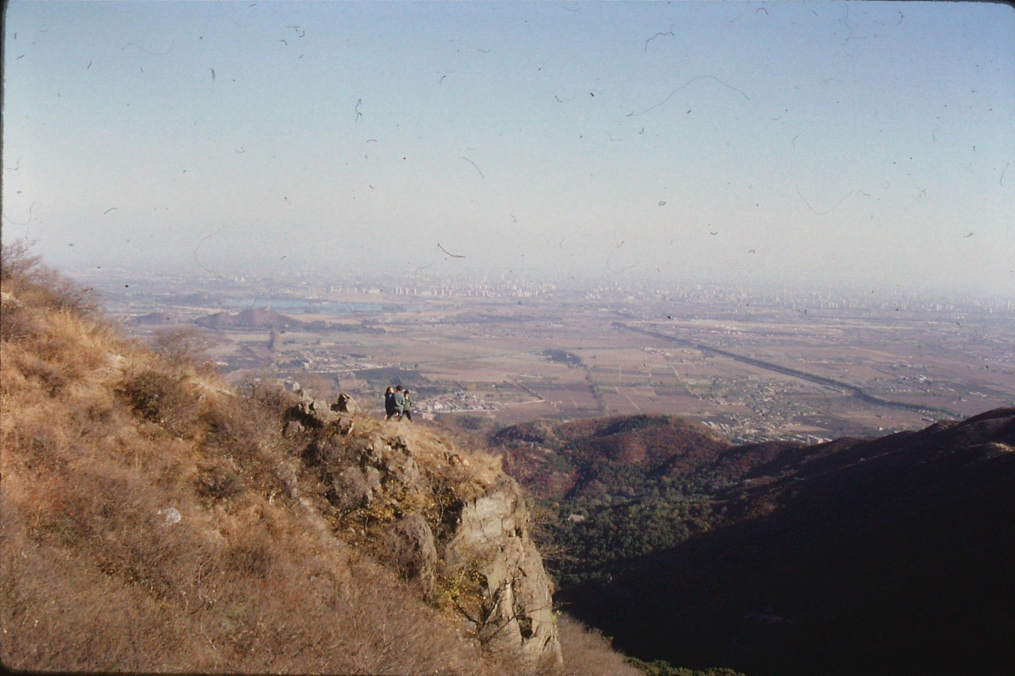 6/11/1988: 33: outing to Xiangshan