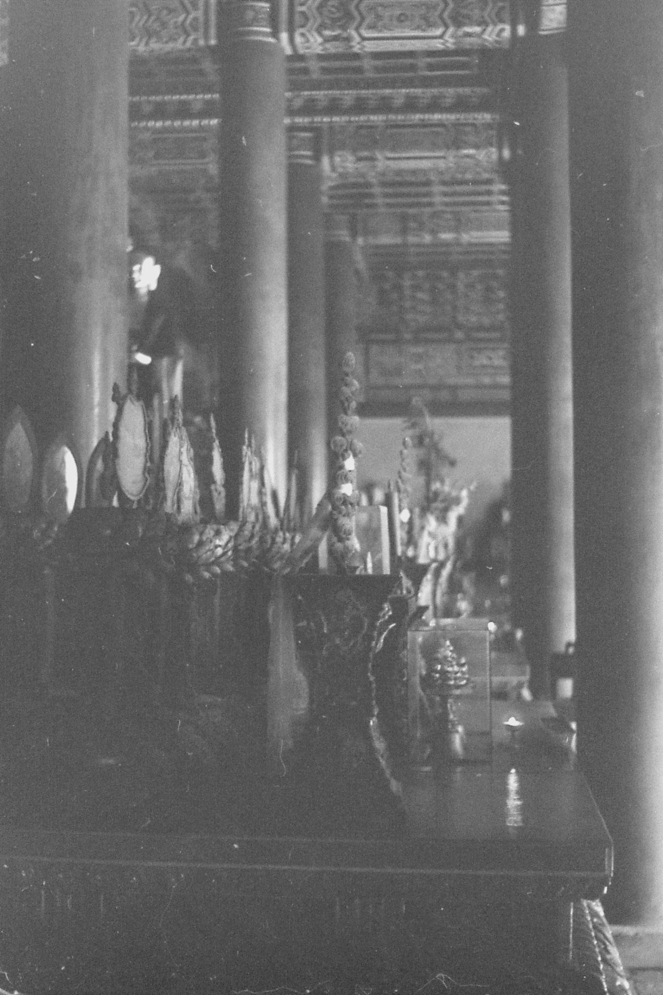 4/12/1988: 28: Yong He Temple, Beijing