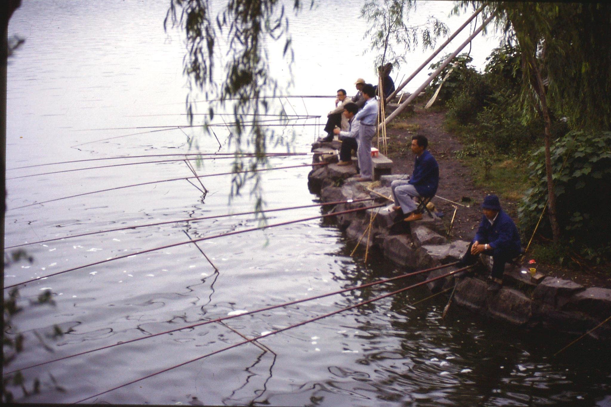 11/6/1989: 17: fishing off Su causeway