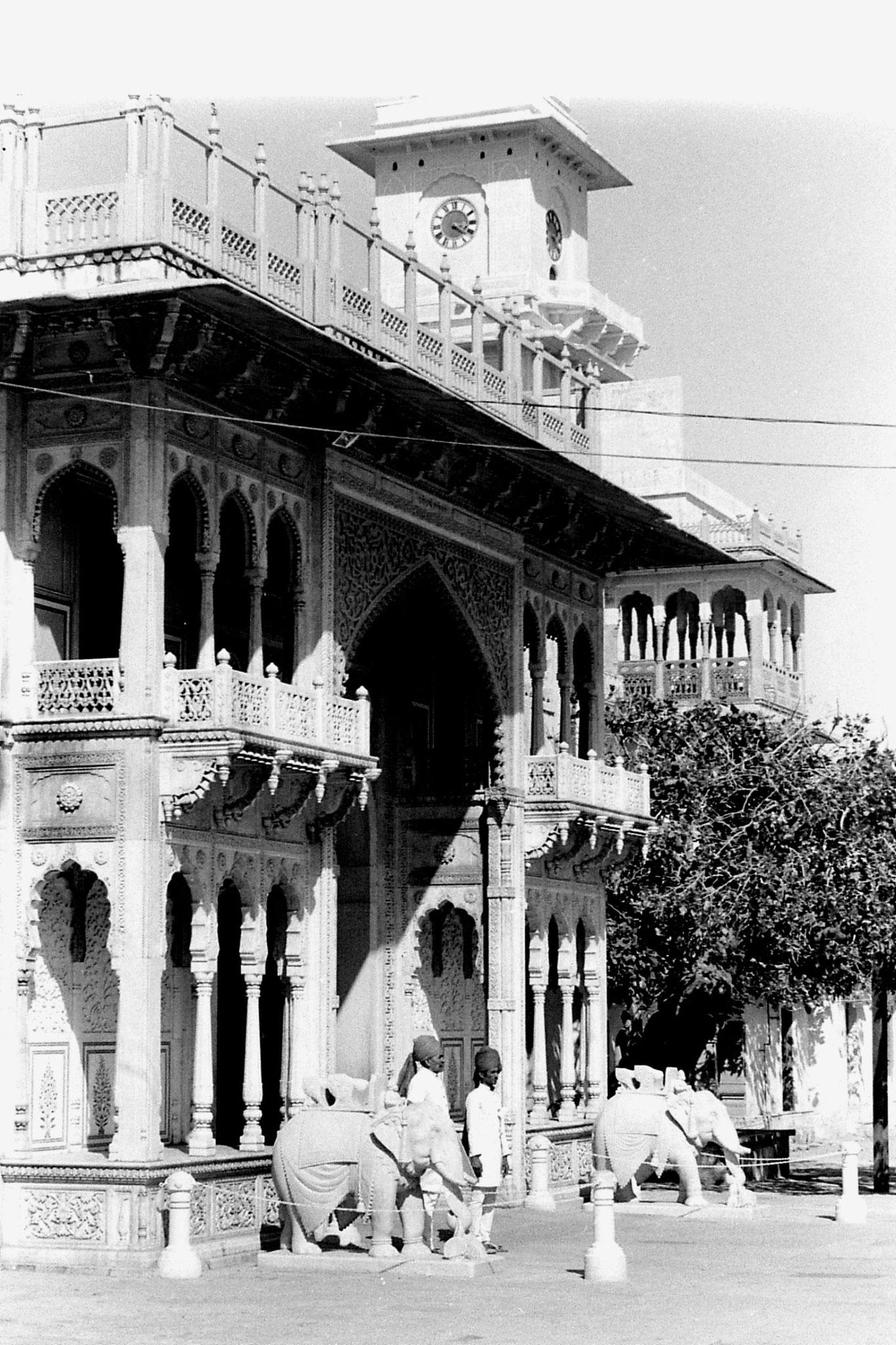 3/4/1990: 34: Jaipur Palace