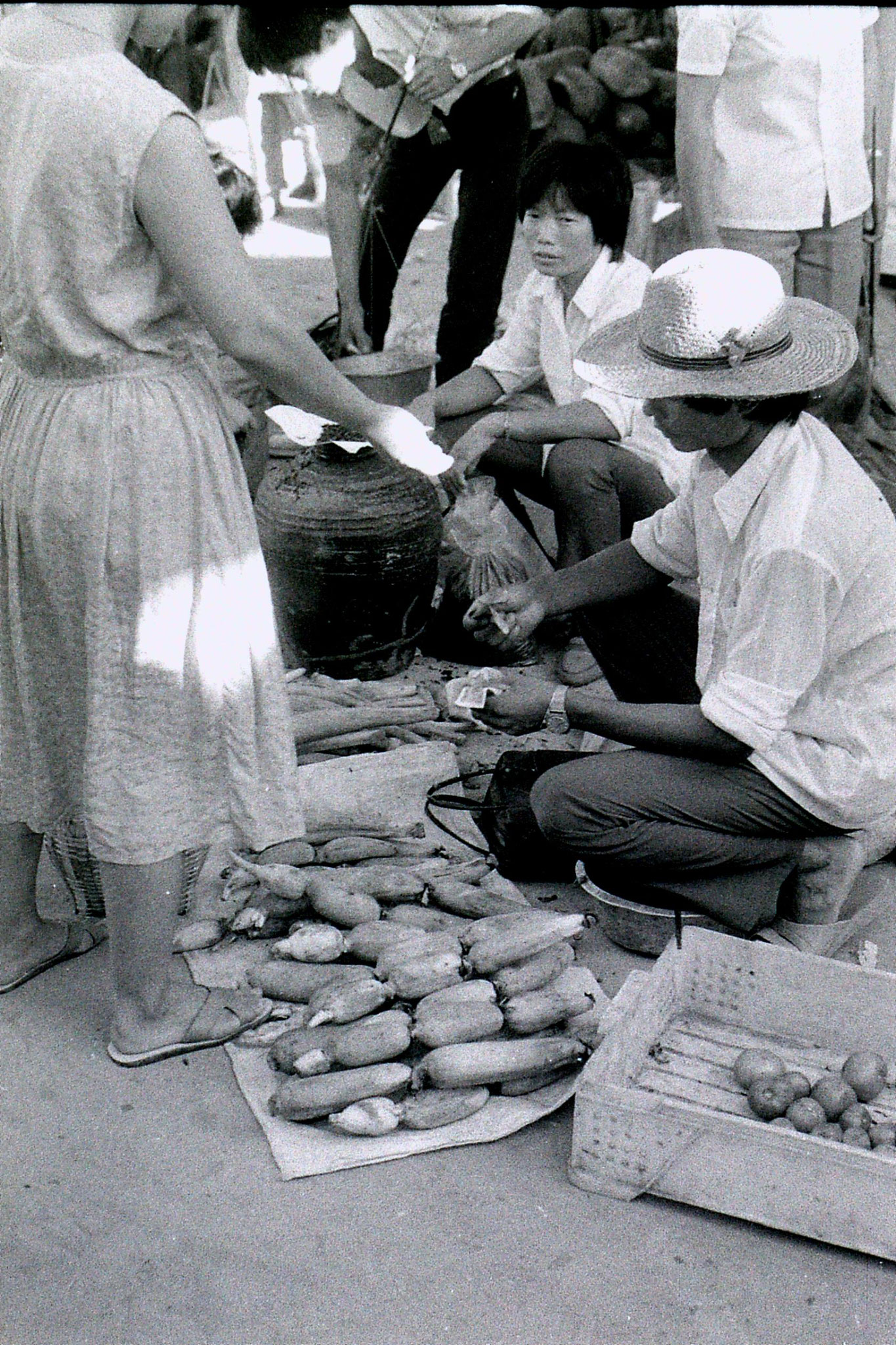 19/7/1989: 23: Zheda Free market