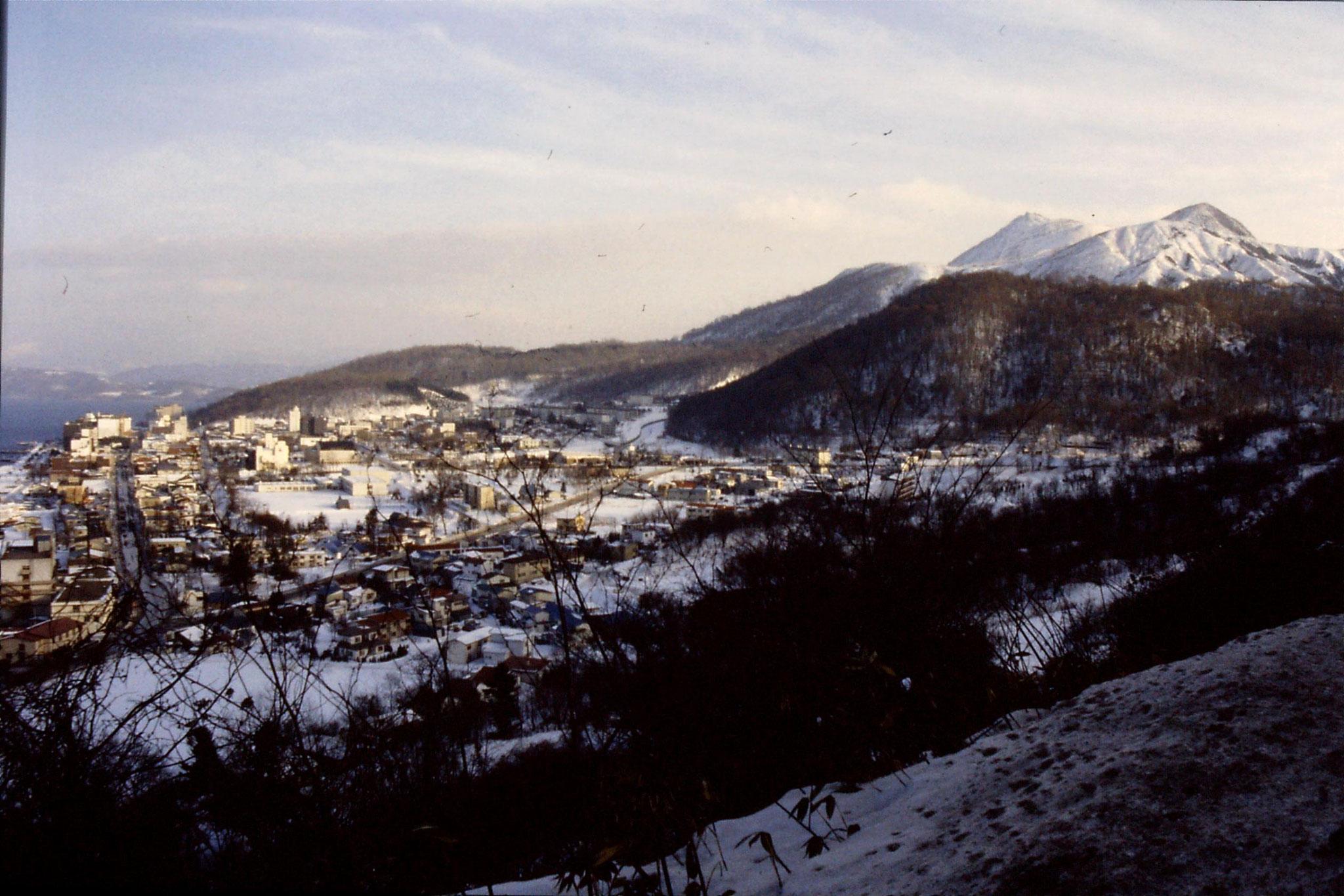8/1/1989: 9: Toyako Lake