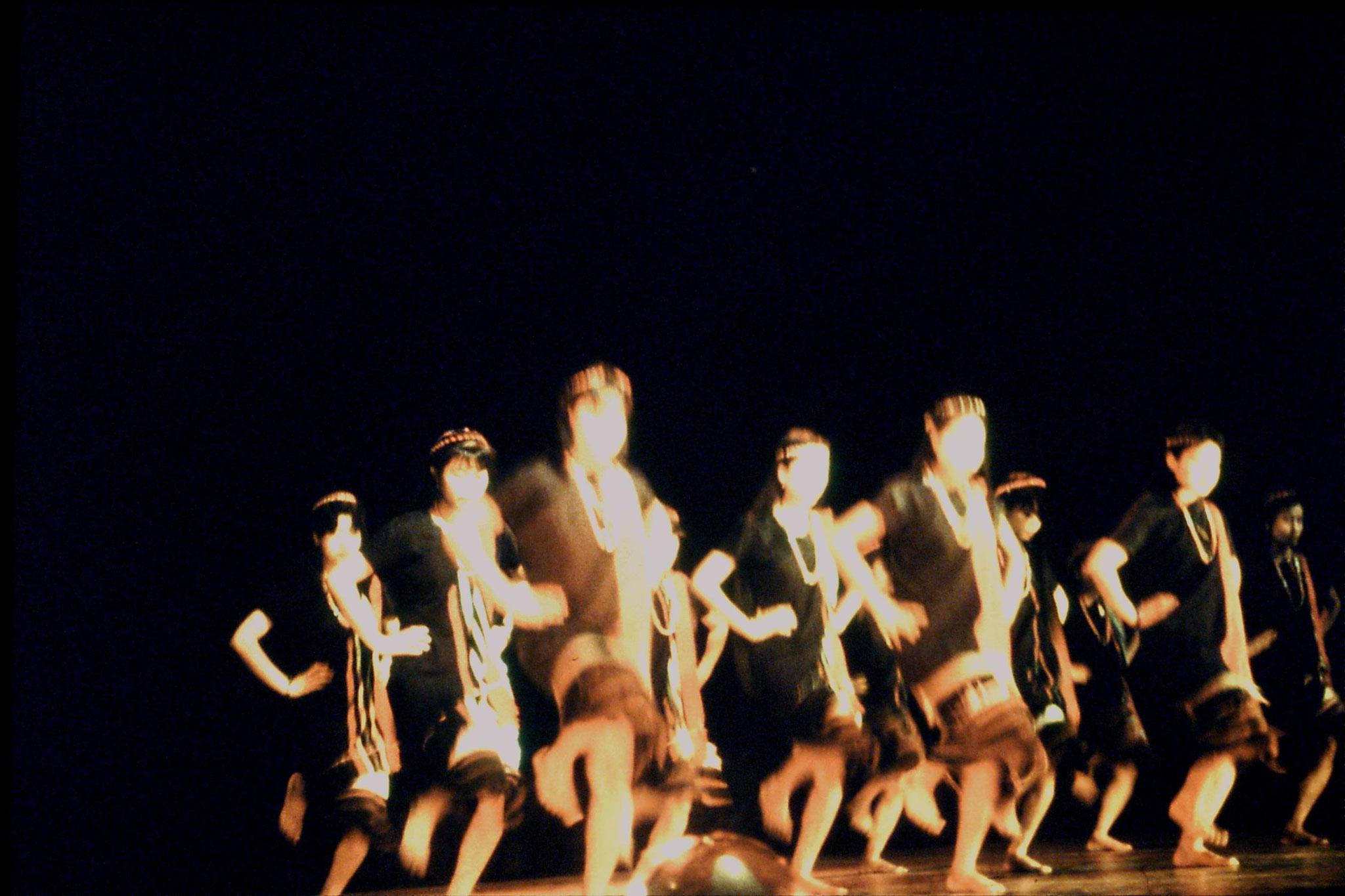 114/07: Imphal - Nehru Manipur Dance Academy show