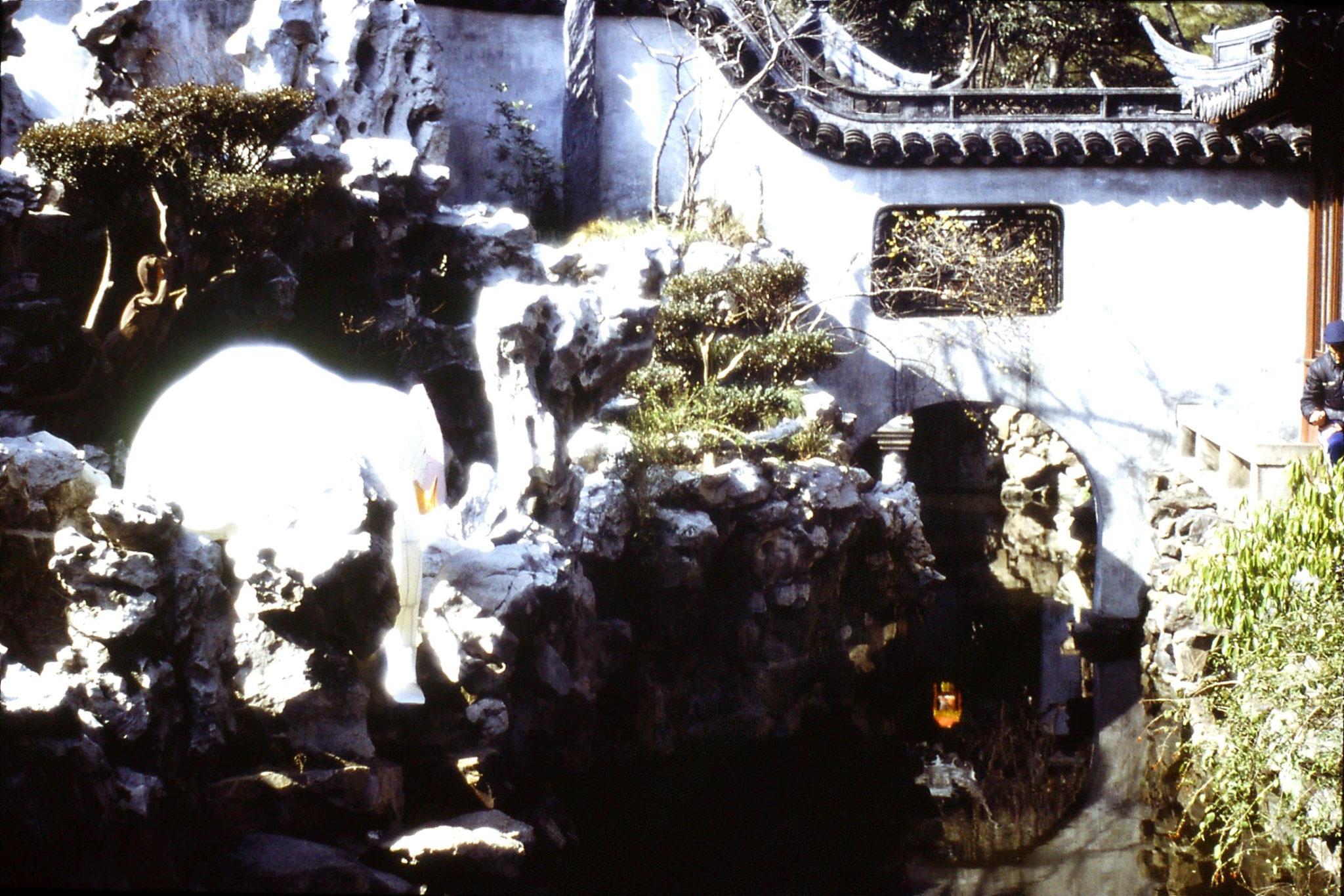 10/2/1989: 27: Yuyuan Gardens