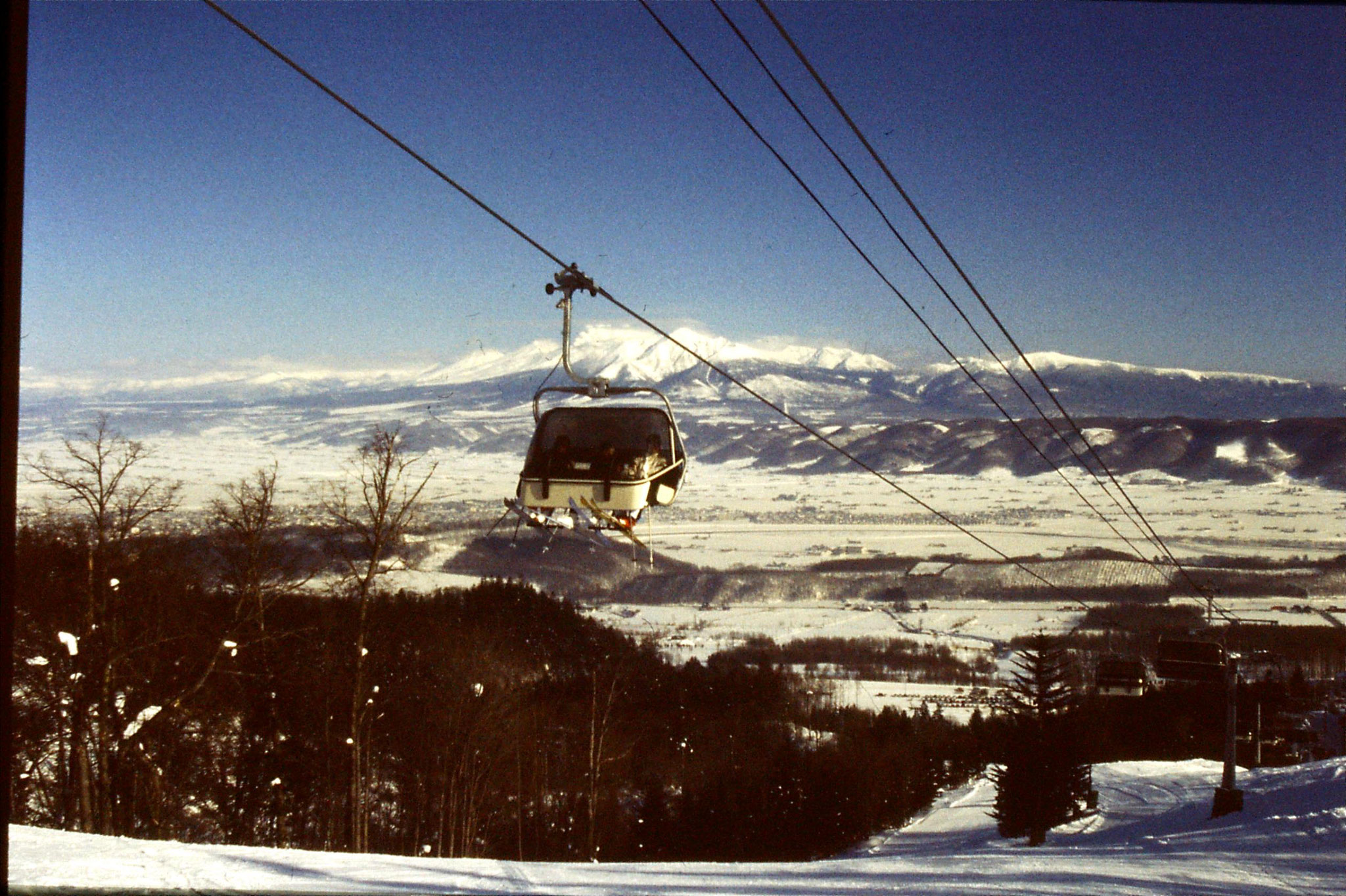 13/1/1989: 26: Furano ski resort