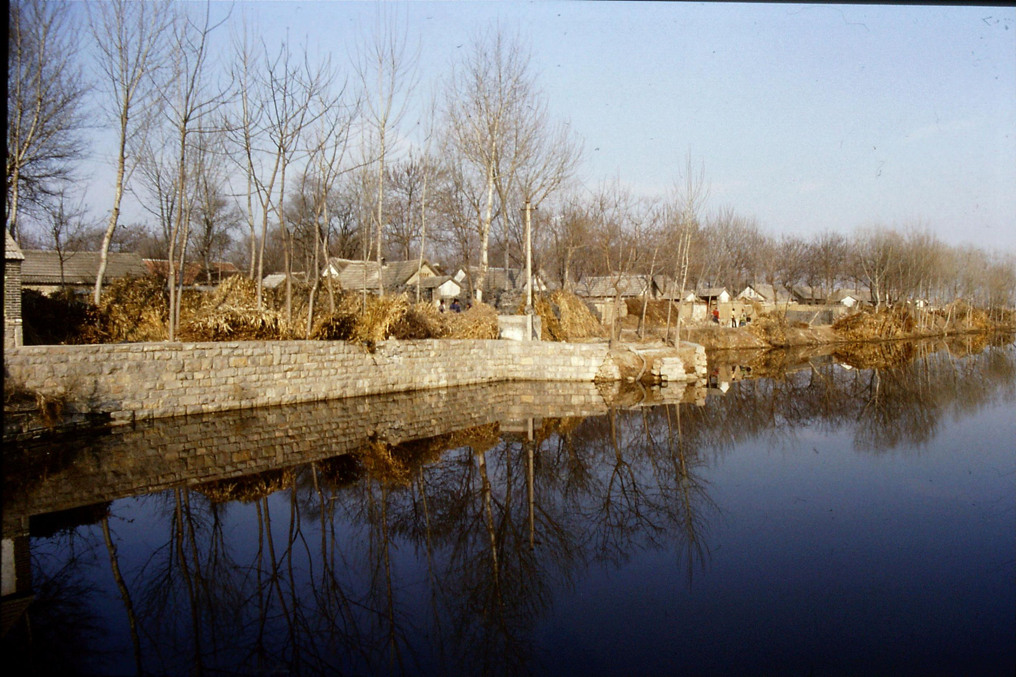 21/2/1989: 5: village near Shao Hao tomb