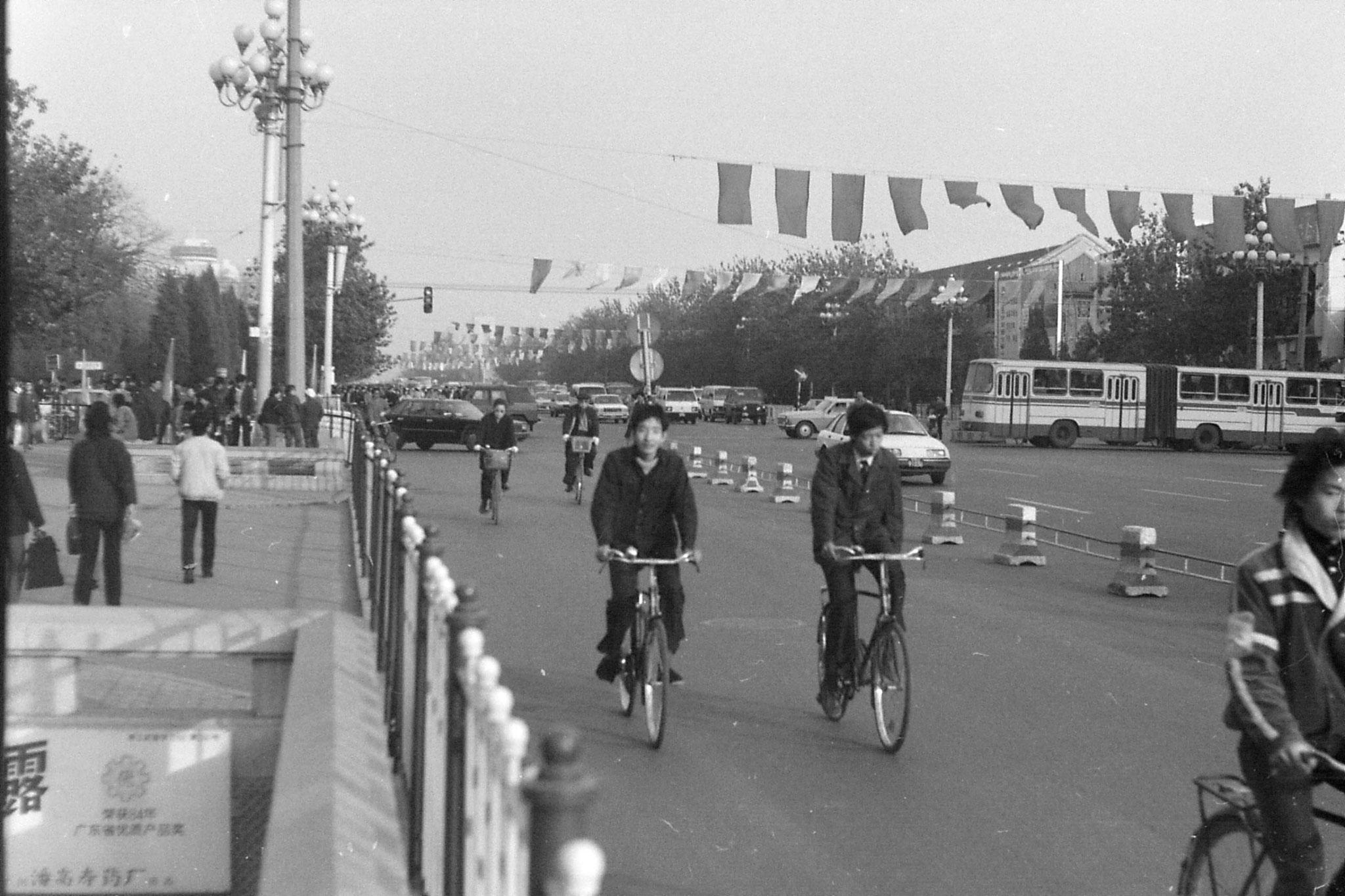 14/11/1988: 19:  Tiananmen Square