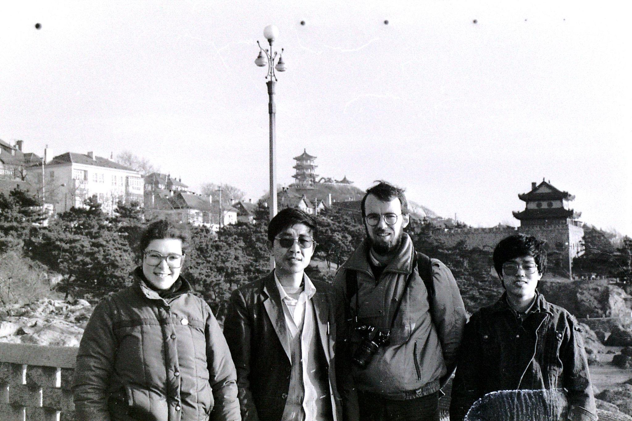 13/2/1989: 26: Qingdao
