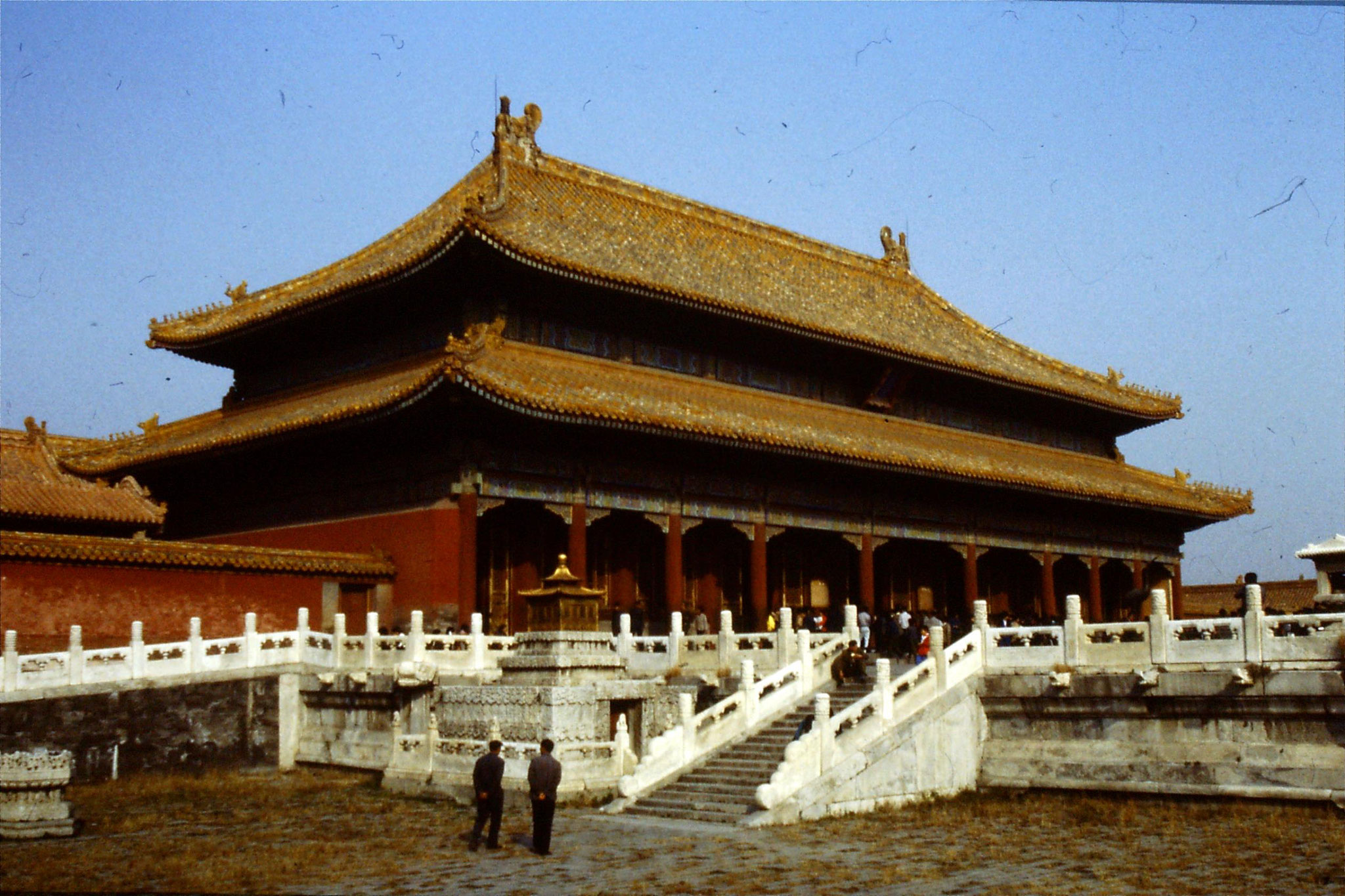 30/10/1988: 01: Forbidden City
