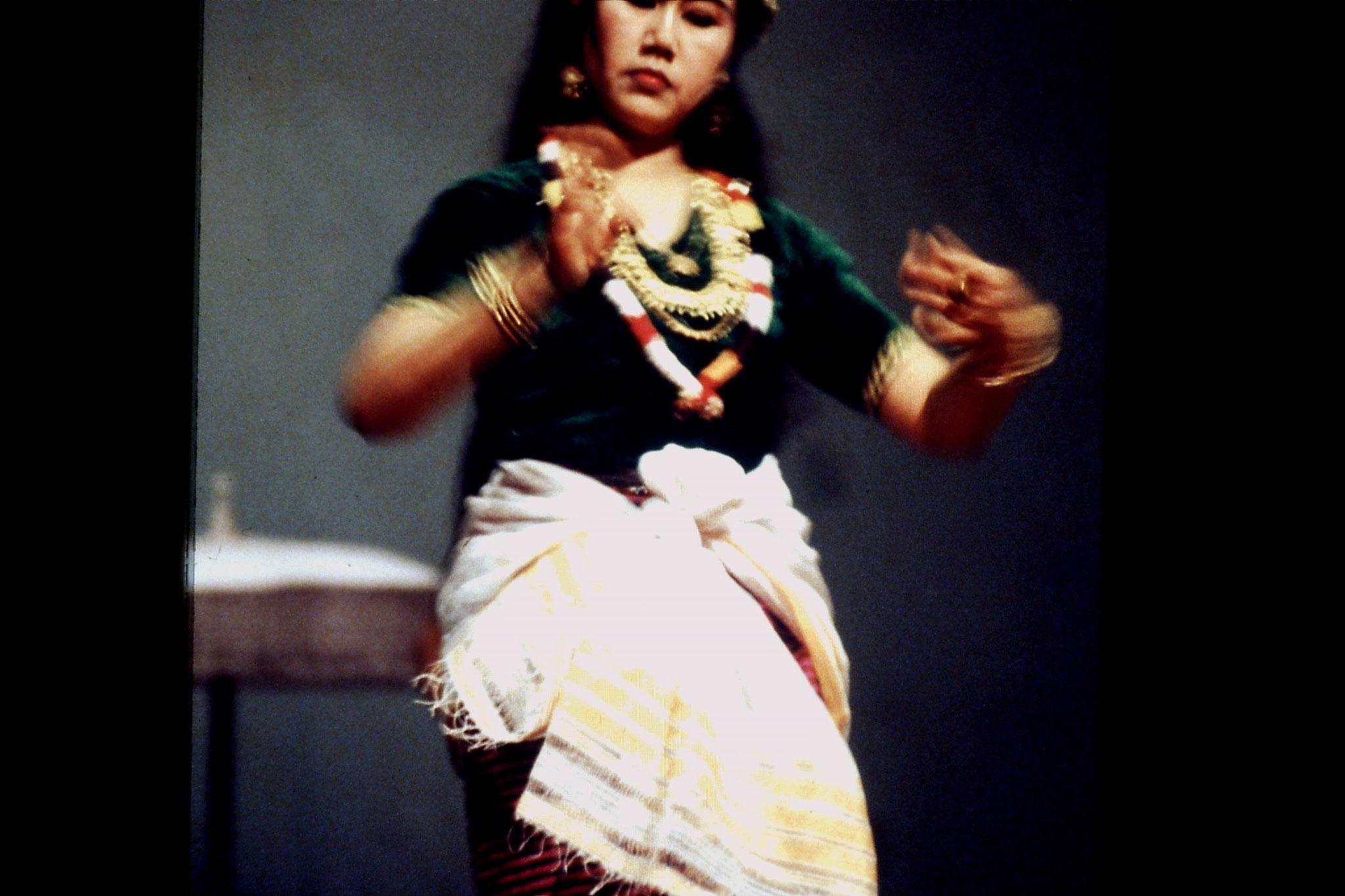 114/04: Imphal - Nehru Manipur Dance Academy show