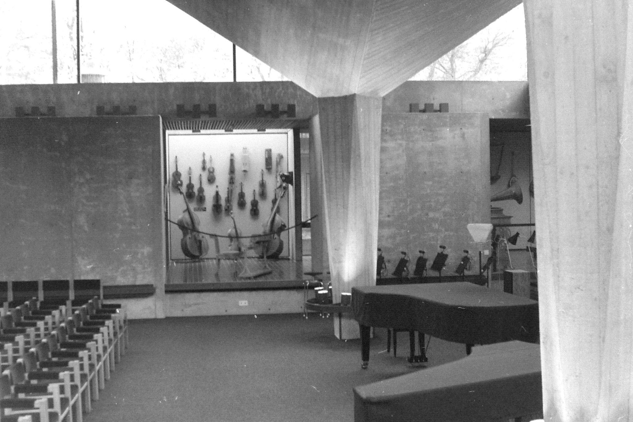 7/10/1988: 33: Sibelius museum, Turku