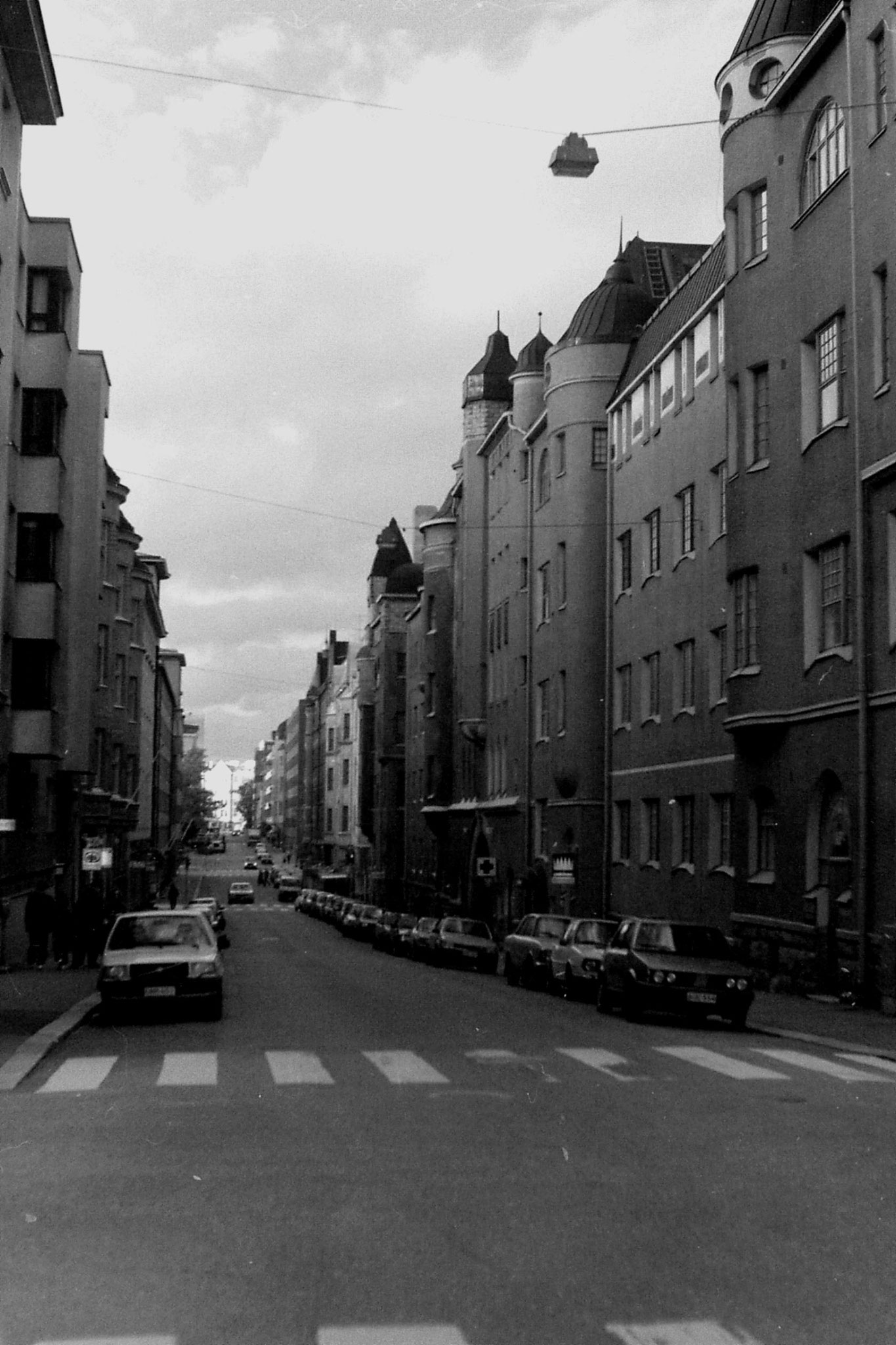 2/10/1988: 18: Jugenstil at Albertinkatu