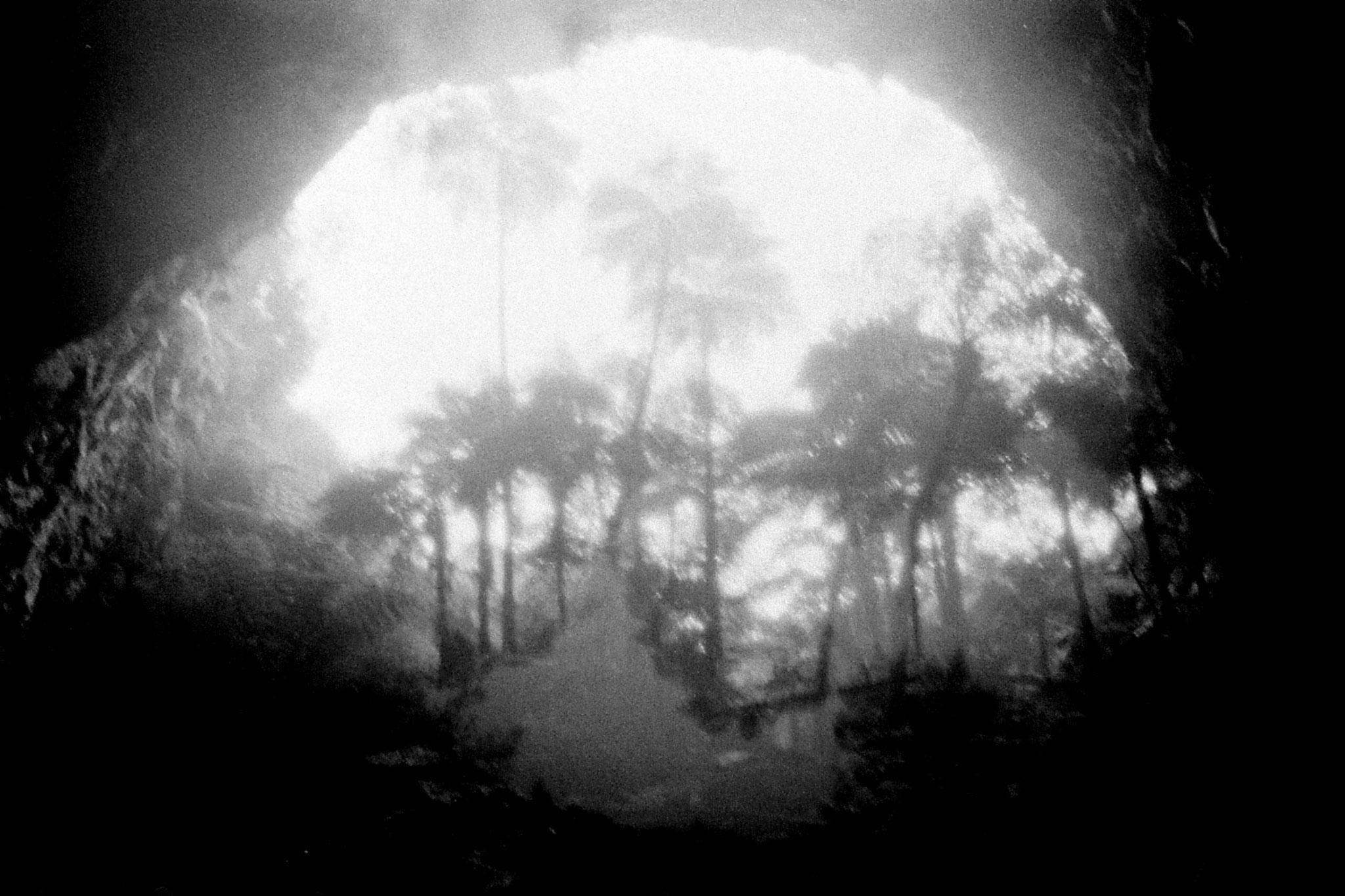 31/8/1990: 9: Orakeikorako opening of Ruatapu Cave
