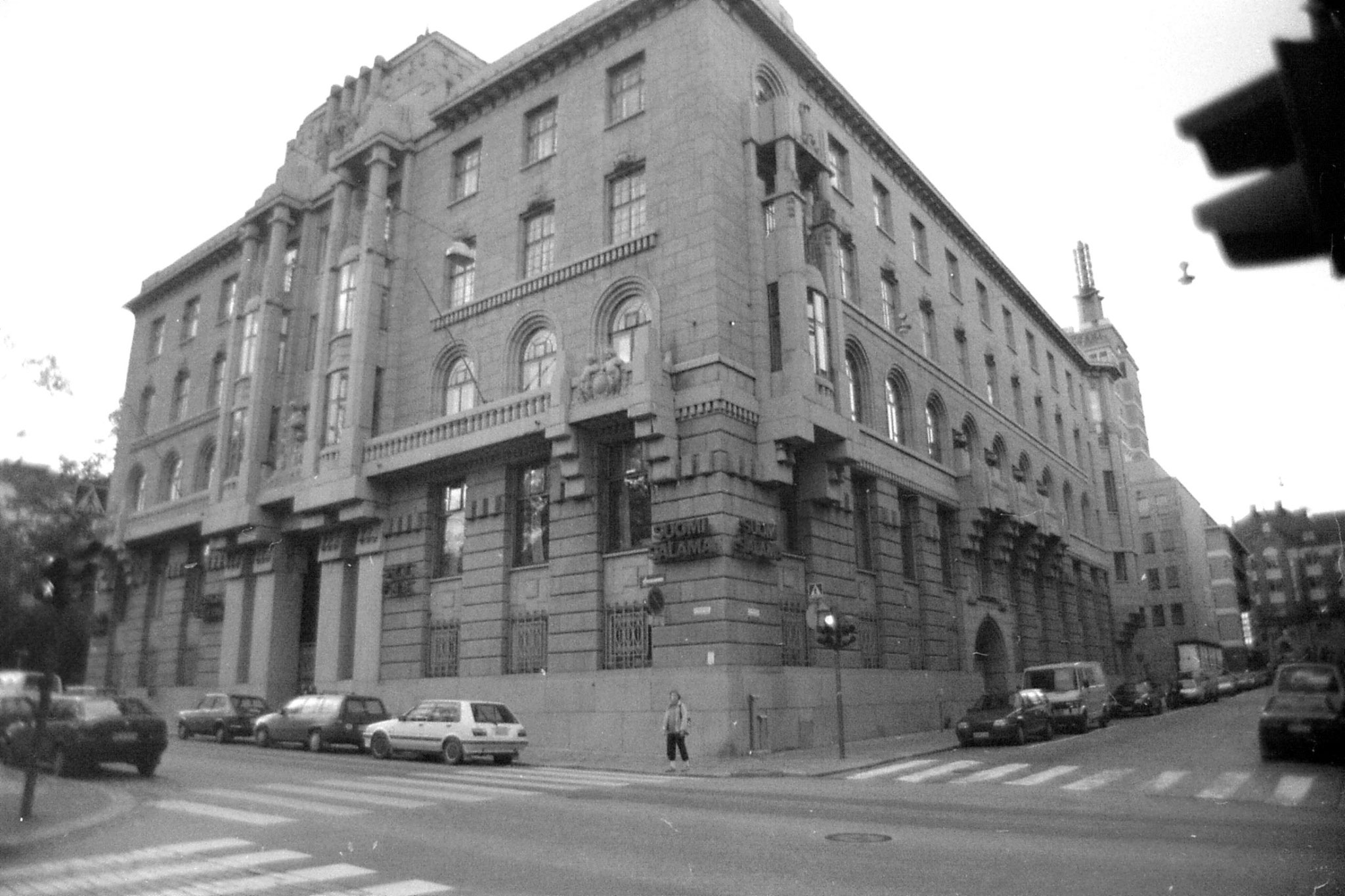 2/10/1988: 20: Jugendstil at Suomi Insurance